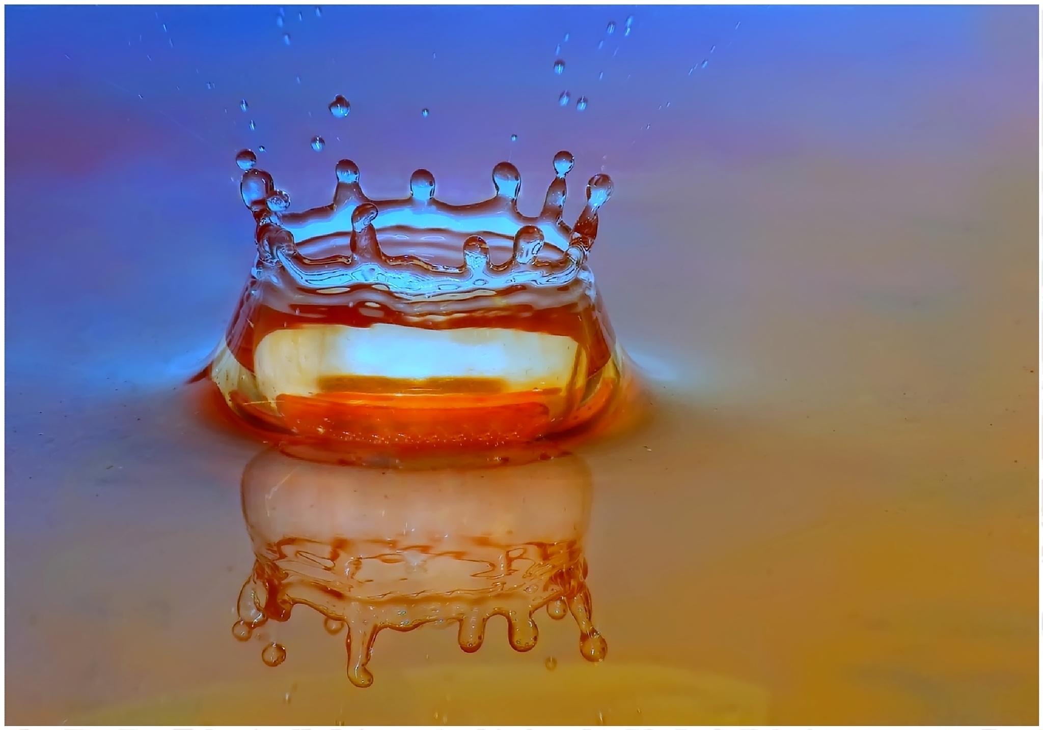 Couronne d'eau by Fernand Larochelle