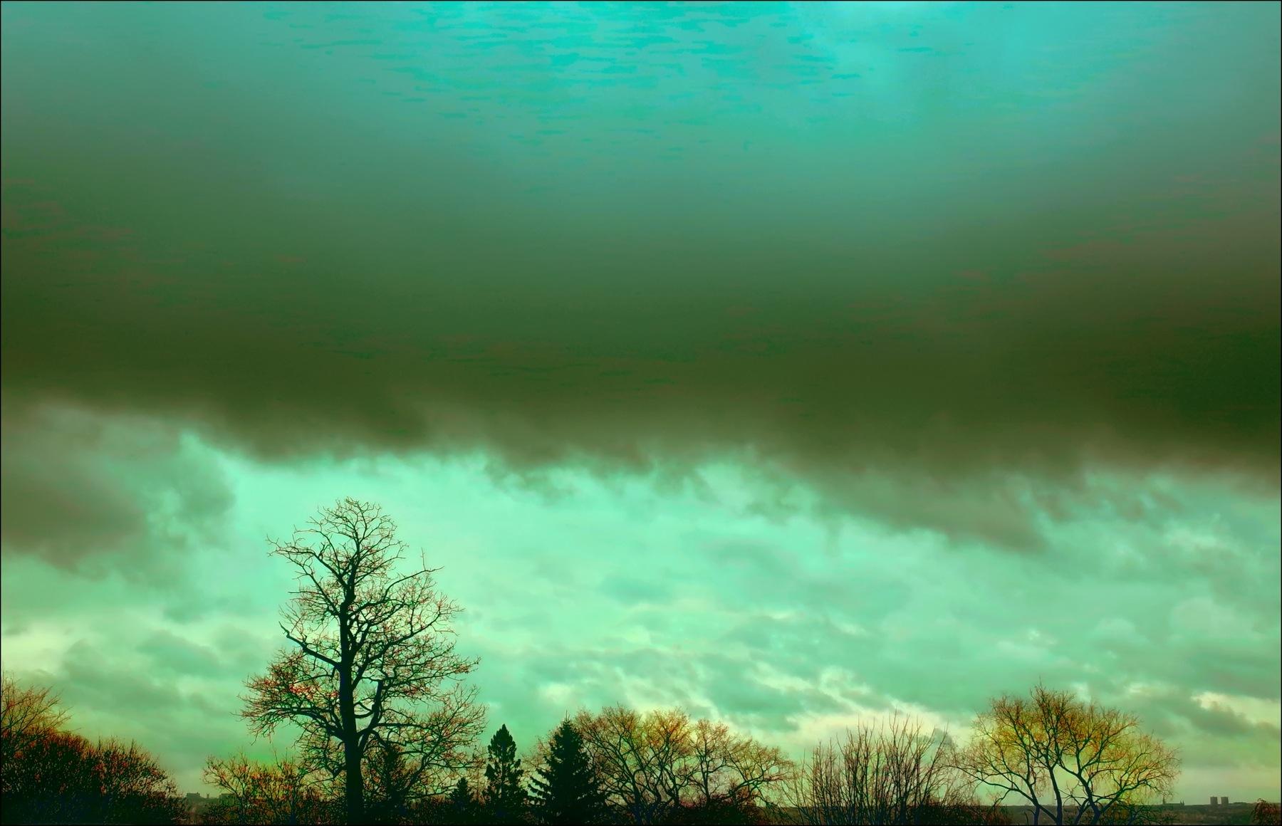 Jour d'automne by Fernand Larochelle