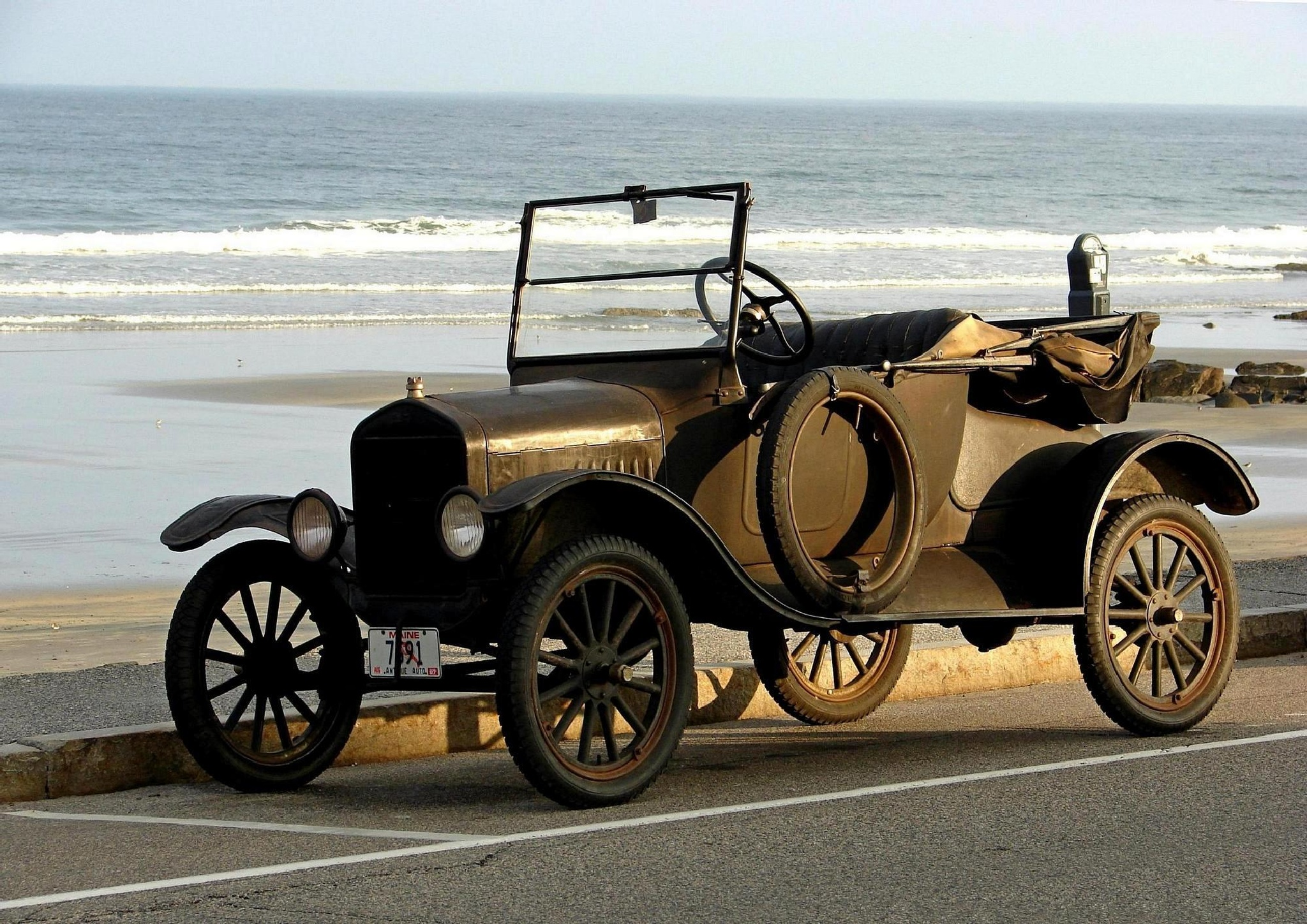Ford 1912 by Jacques Trempe