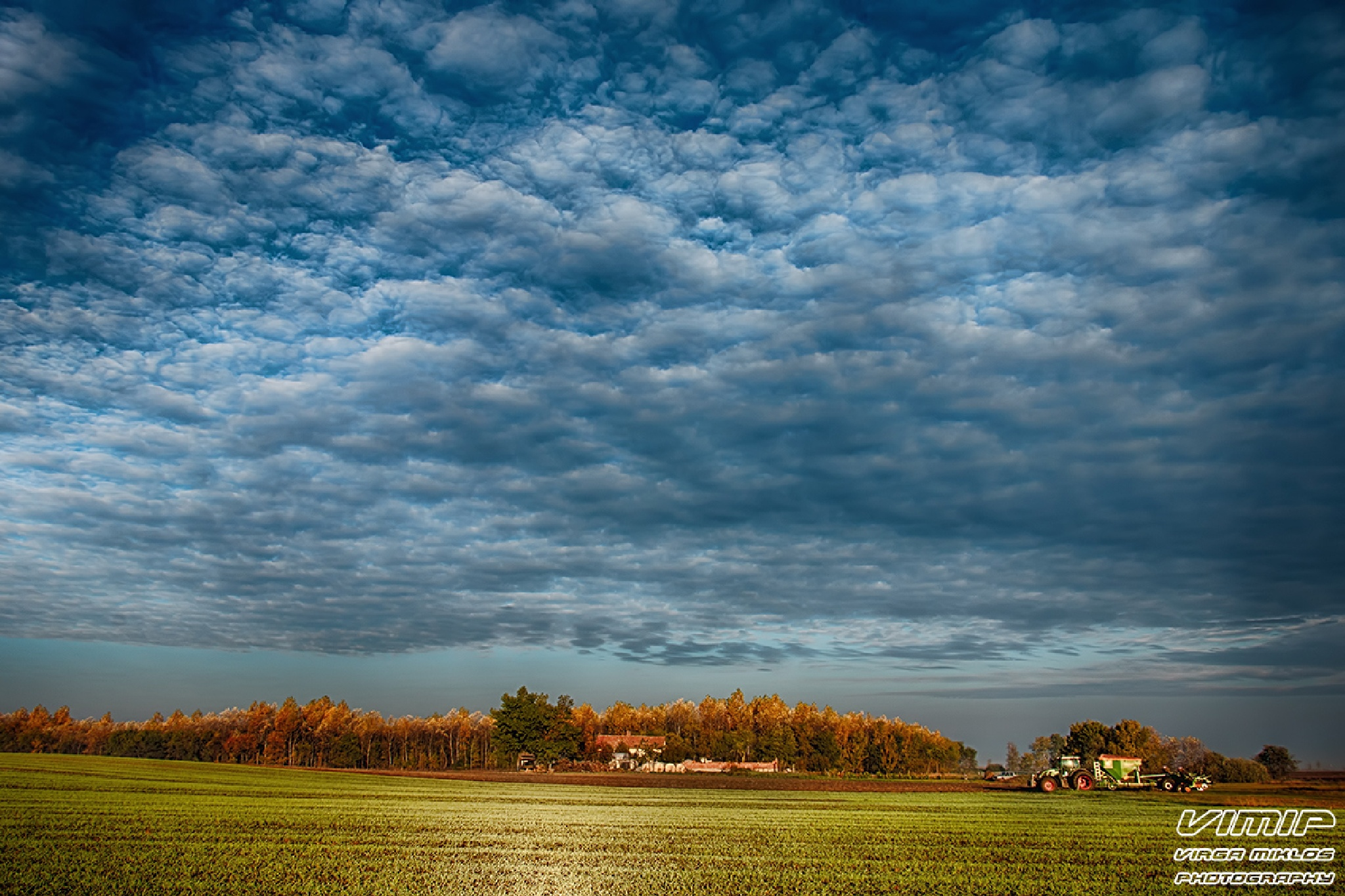 Hungarian countryside in autumn by VIMIP (Virga Miklos Photography)