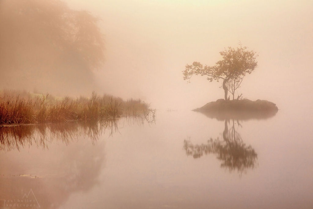Rydal Mist by PaulBullenLandscapes