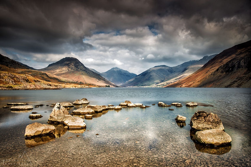 Wast Water by PaulBullenLandscapes