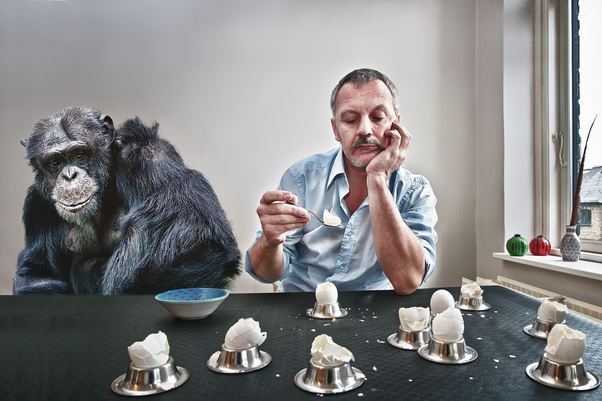 breakfast by Claus Christensen