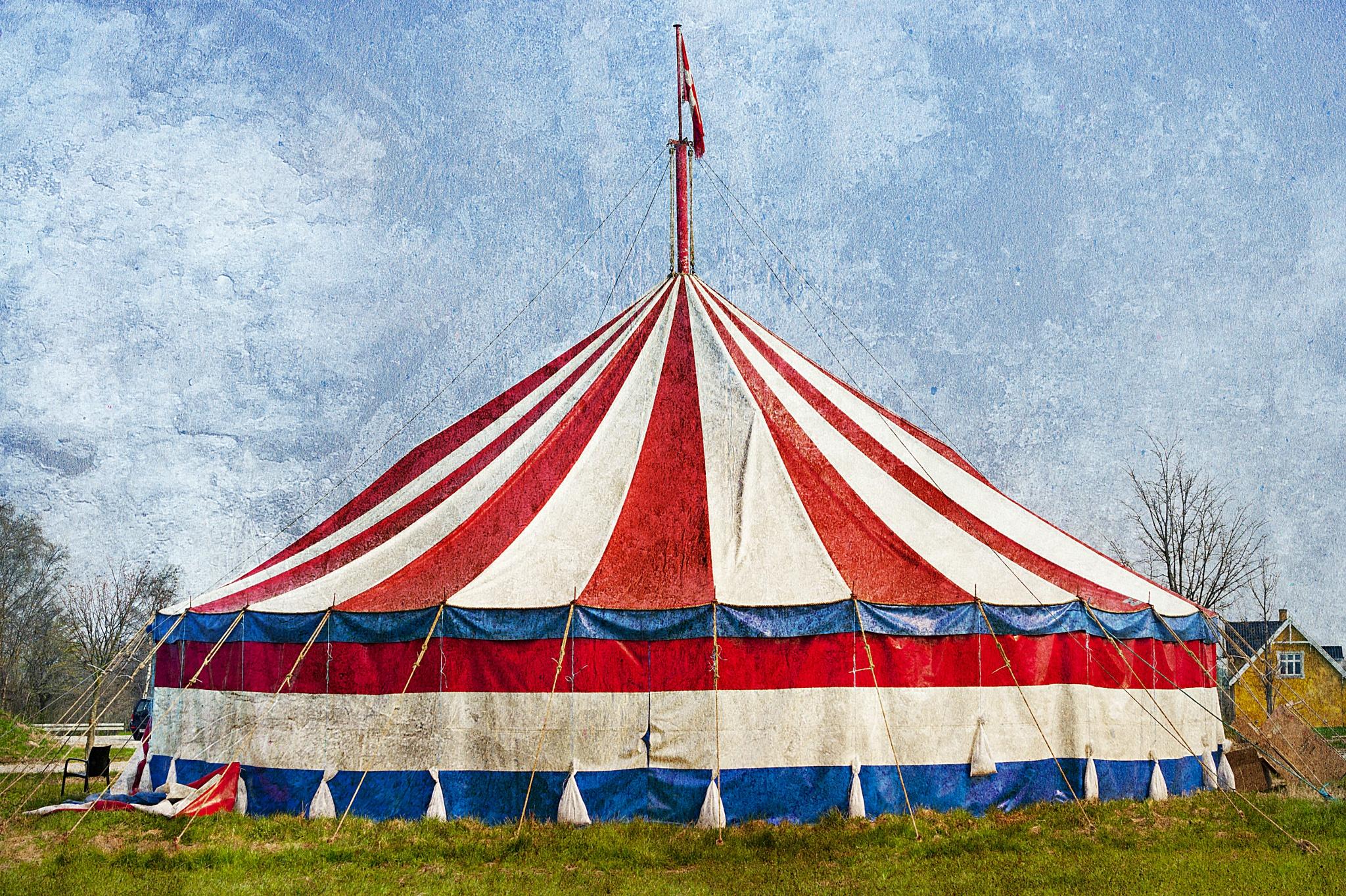 cirkus by Claus Christensen