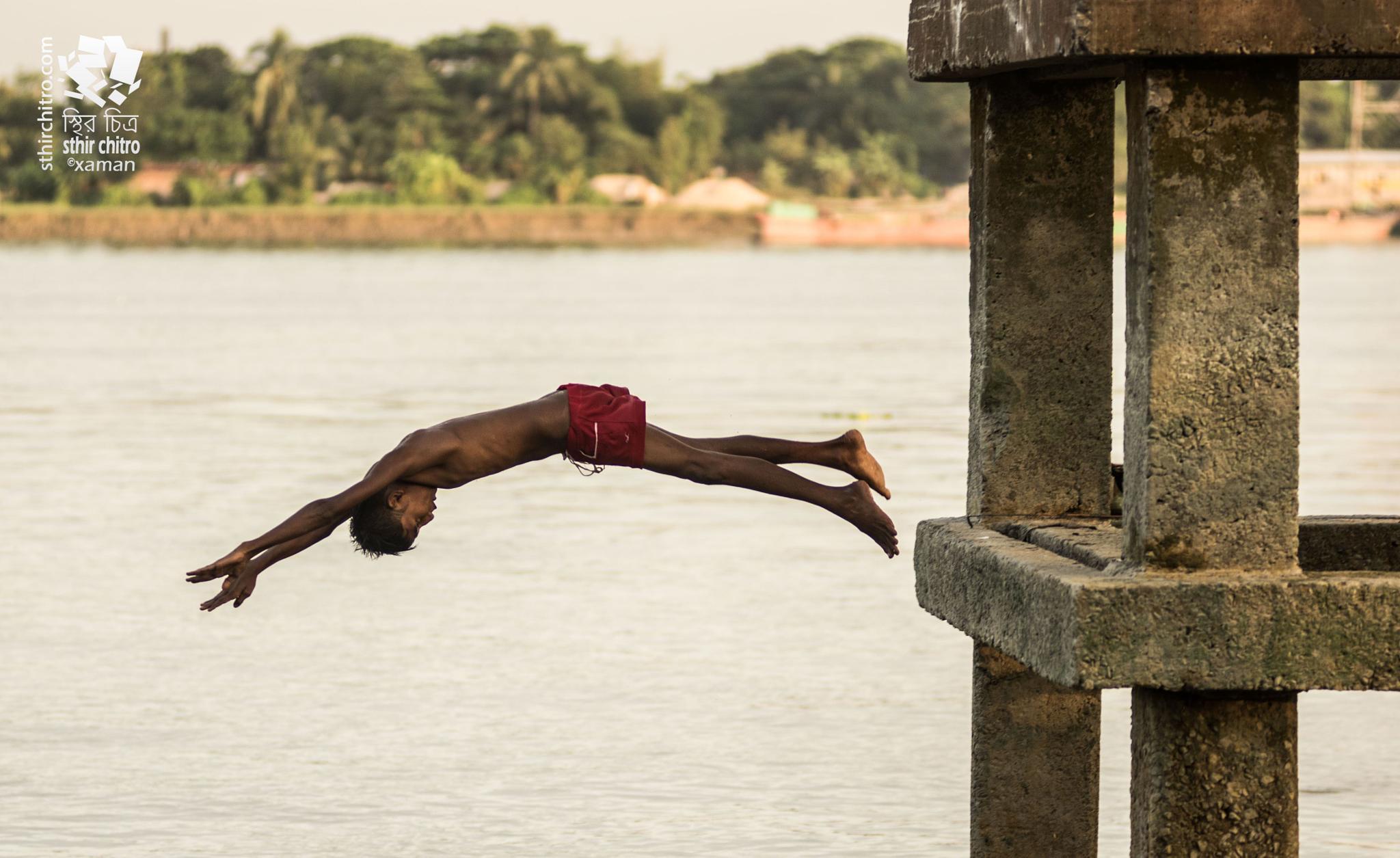 ... jumping..jumping 1... by shams xaman