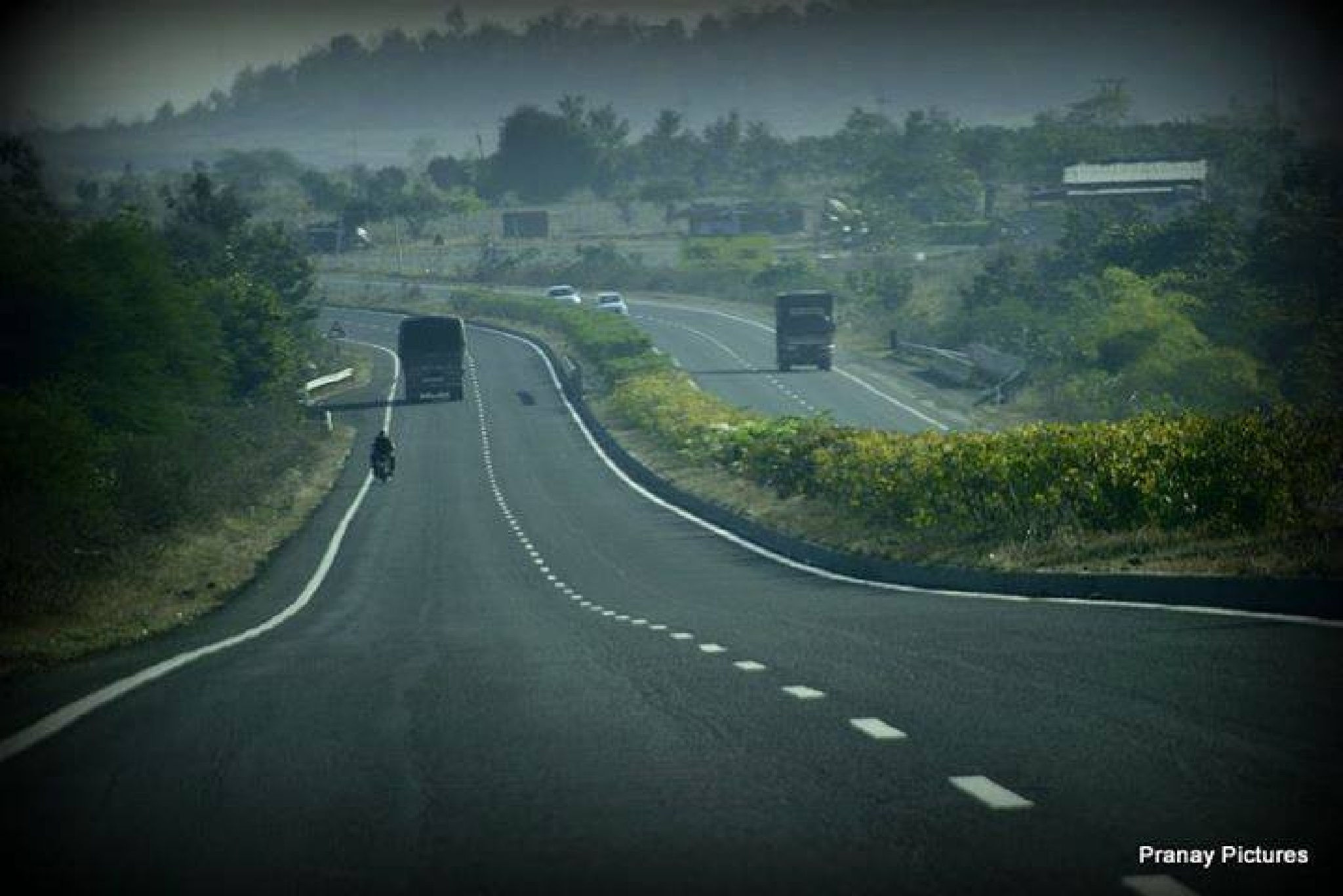 Highway by Pranay Pictures