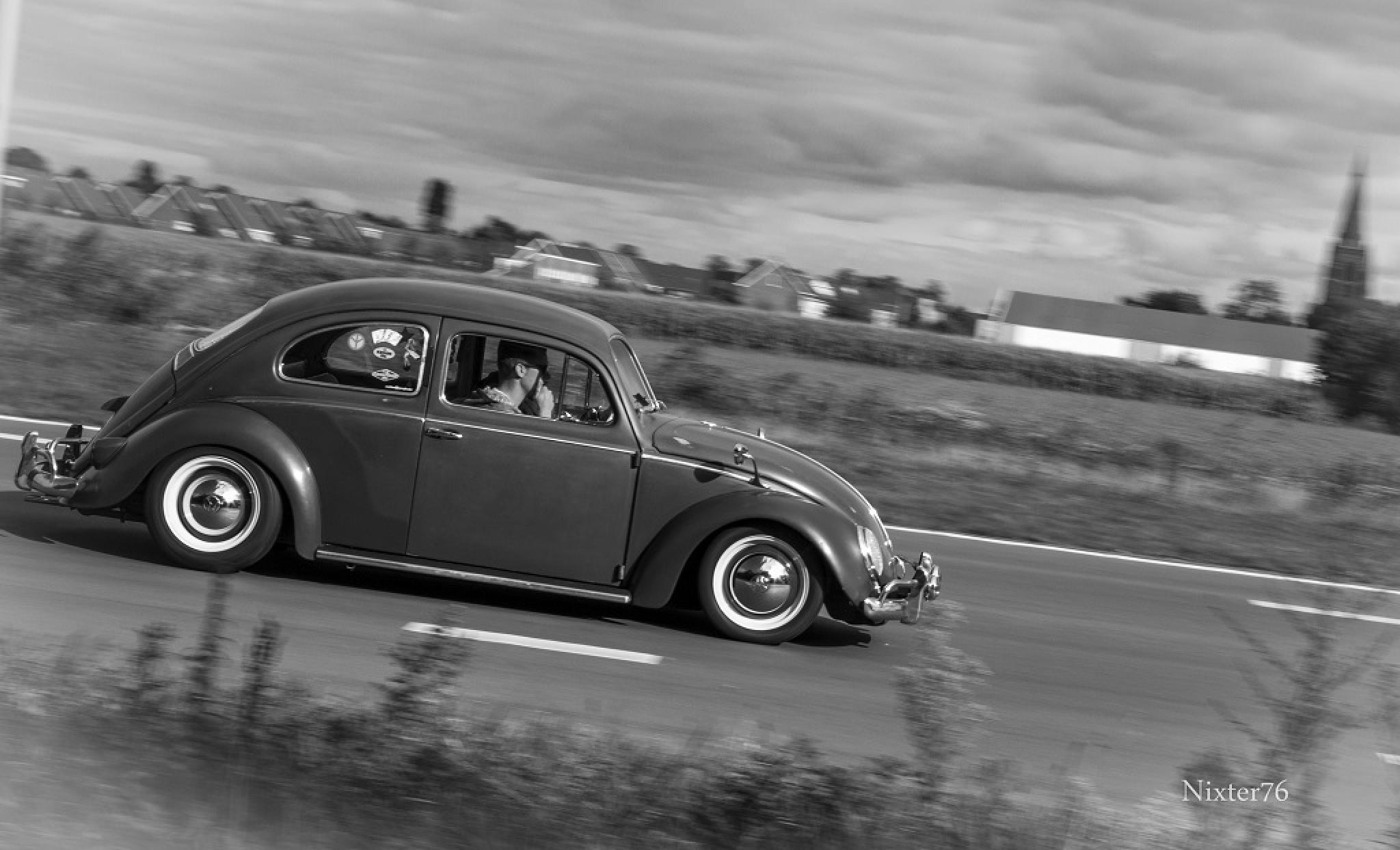 VW kever by NikivandeLaar