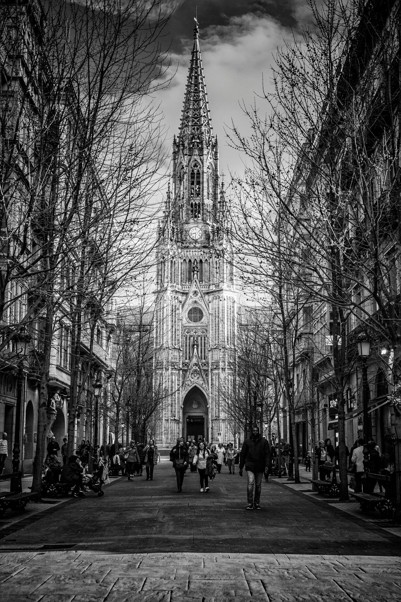 The Church  by Marian Lázaro @malenaban