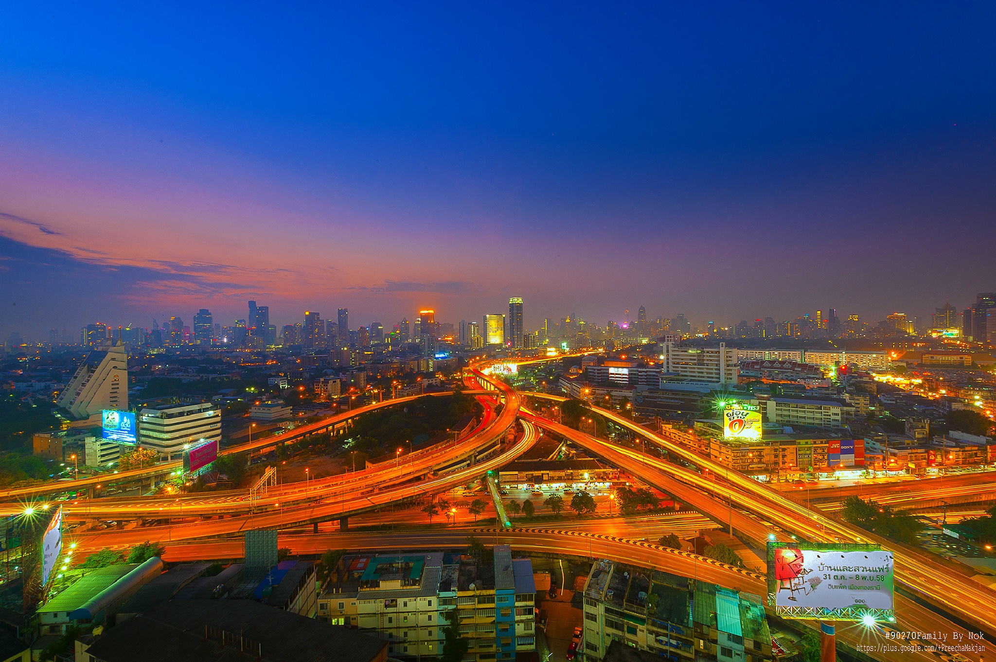 The Expressway Authority of Thailand by preecha9423