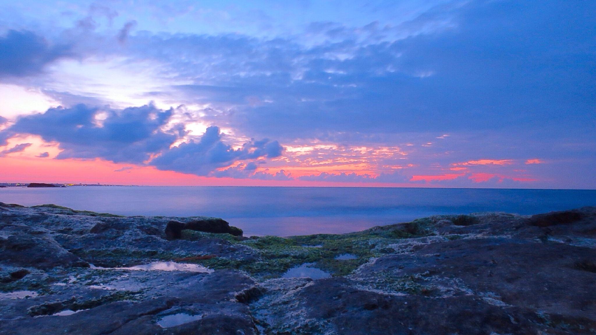 Sunset  by Hikona