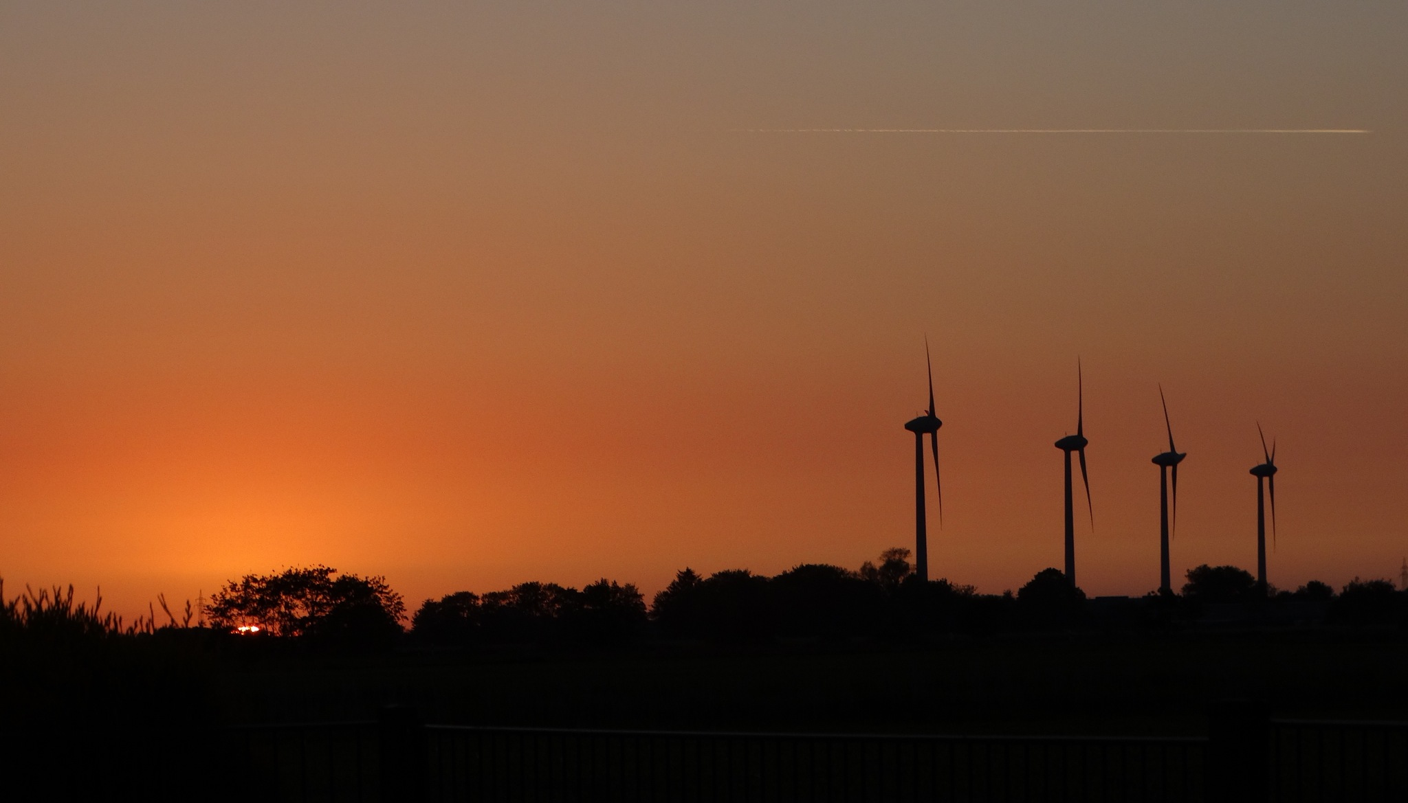 Sunset by Martha de Vries