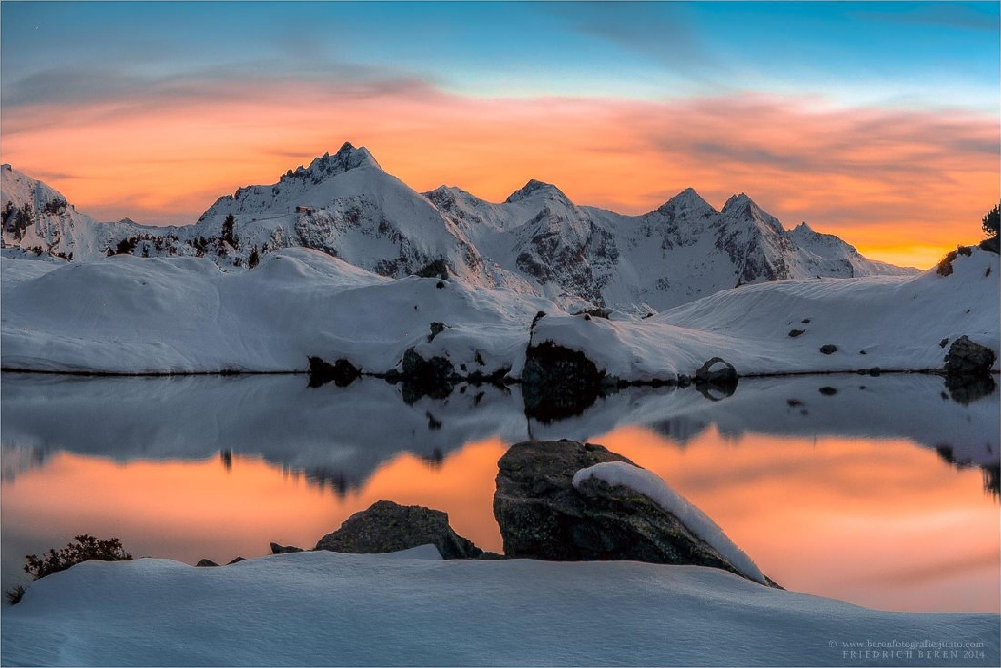 Winterwunderland by Friedrich Beren