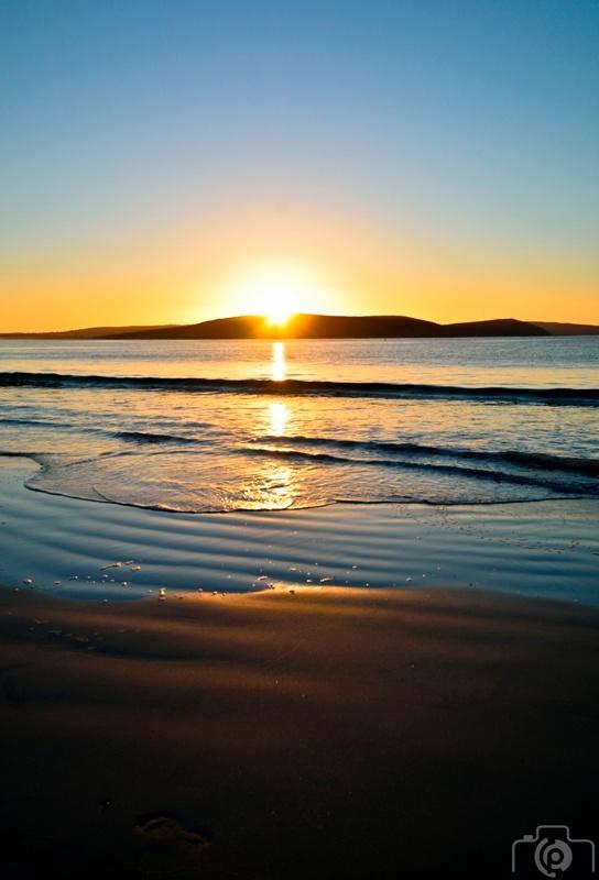 Photo in Landscape #beach #western australia #perth #sunrise #coastal #waves #morning #albany #middleton beach #australia
