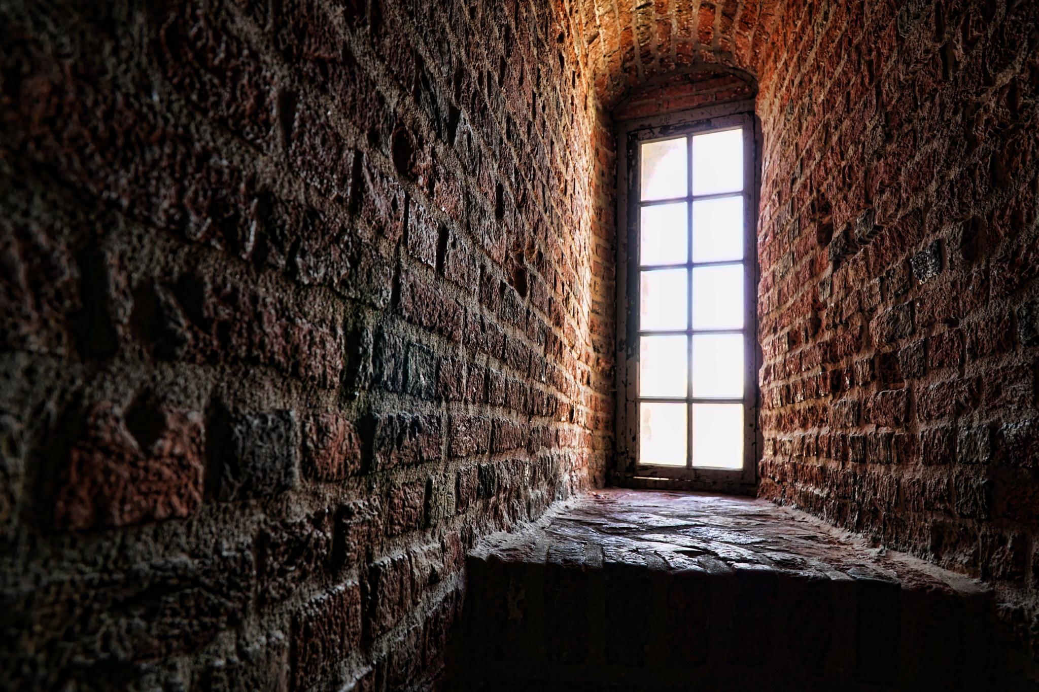 Window by Joop Nijhof