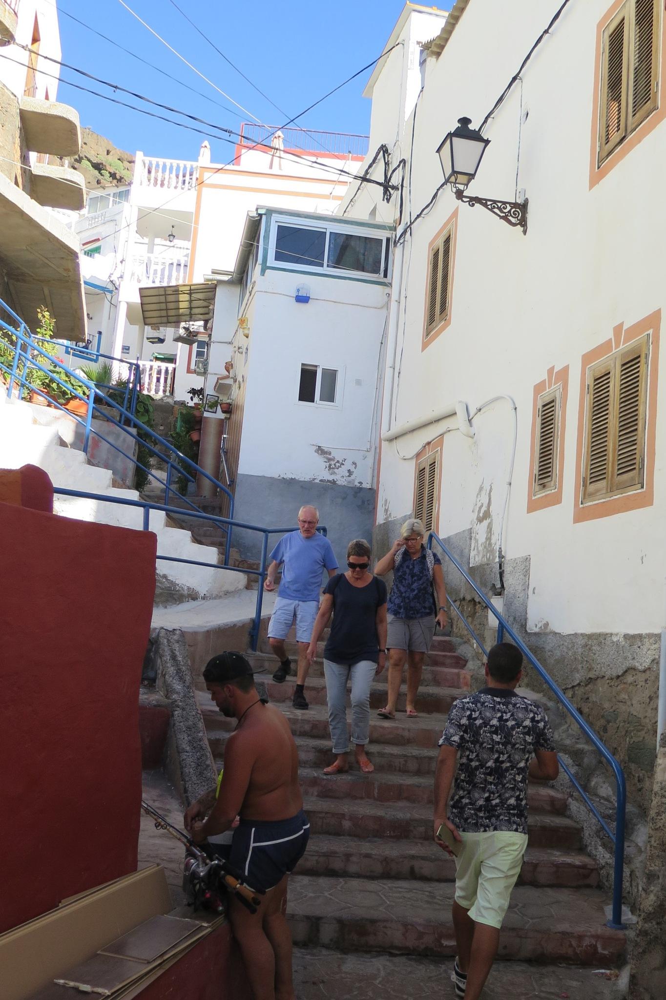 Puerto de Mogan Village by astarot