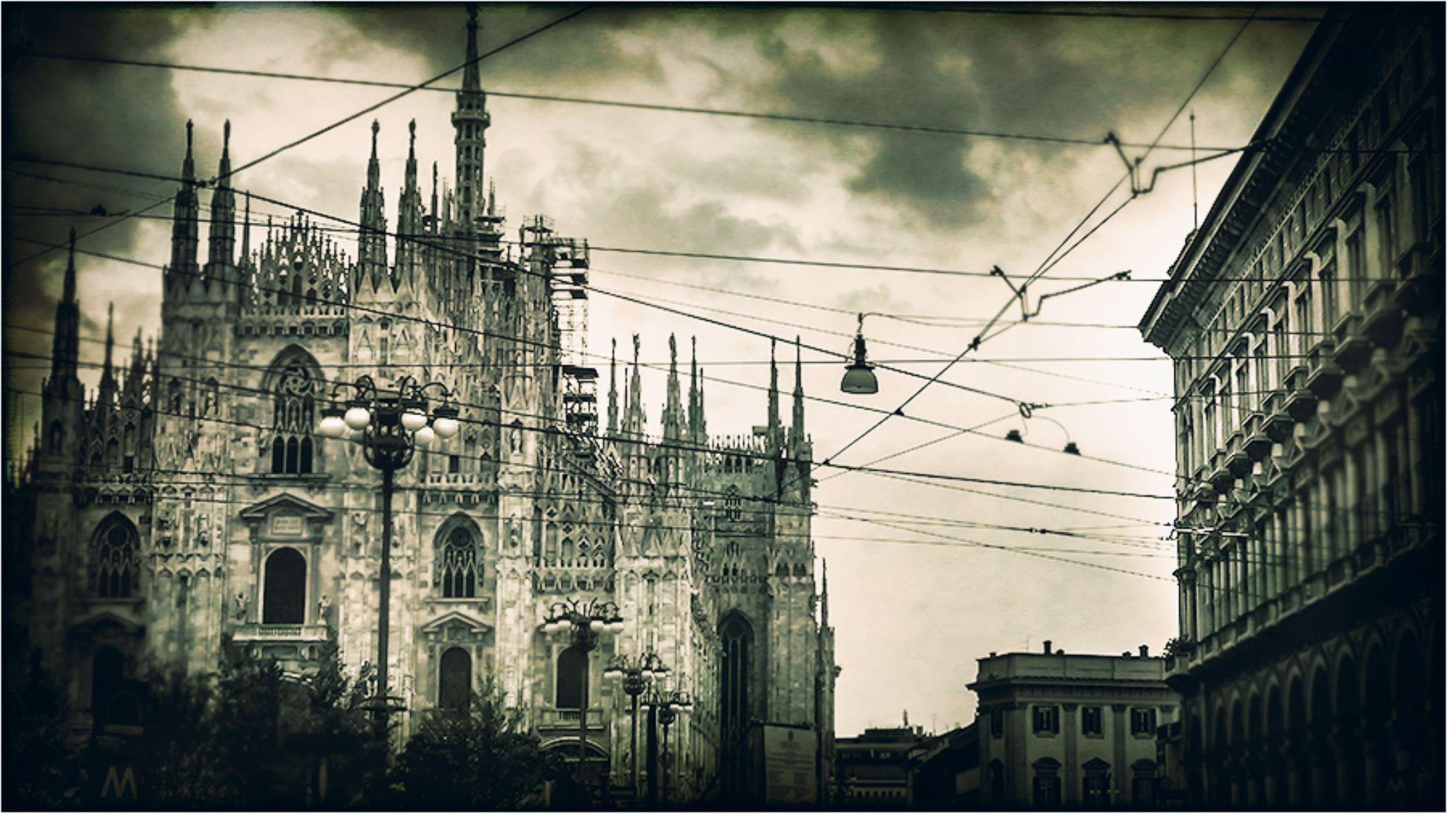 Milan by claudio naboni