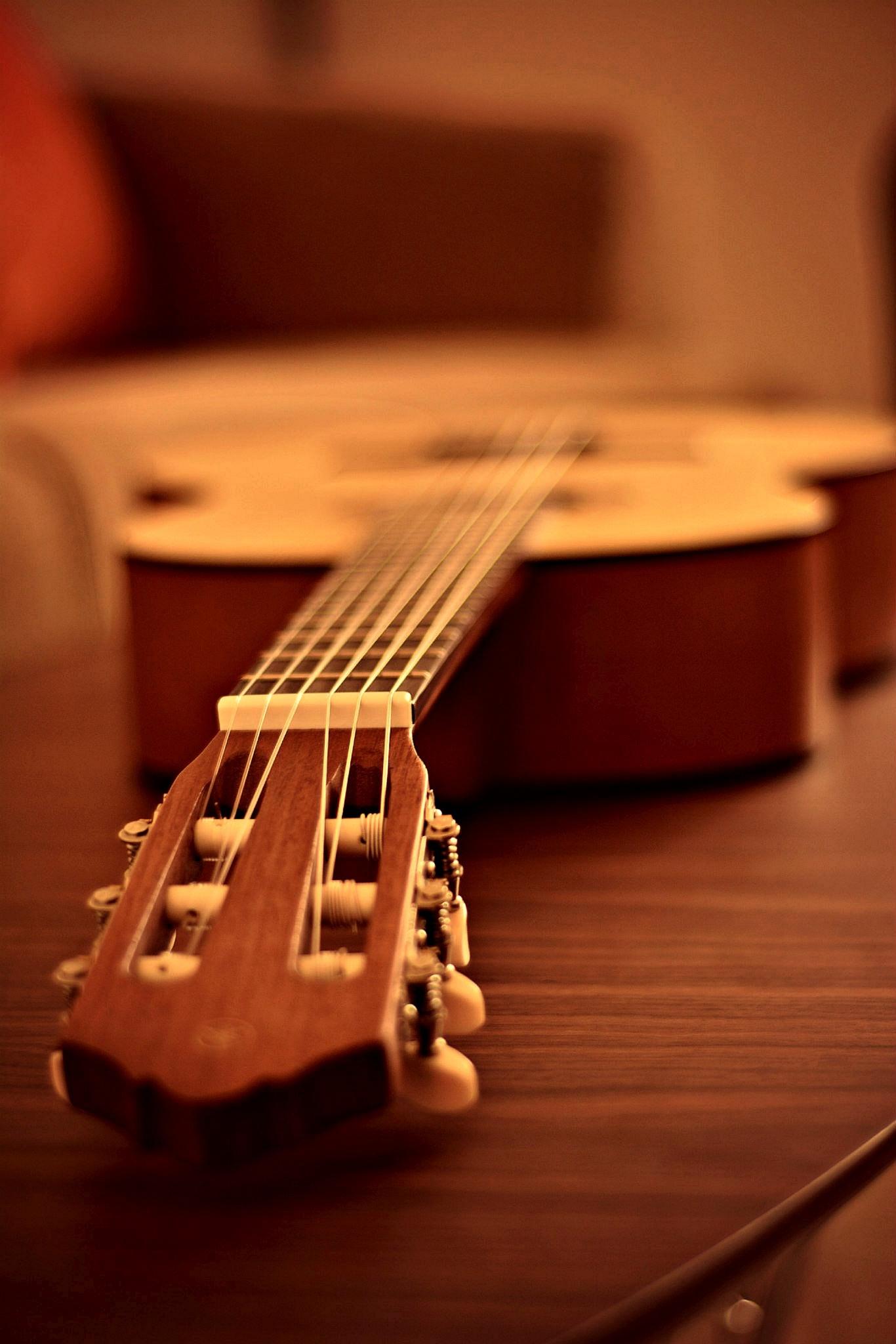 Guitar by Nabeel Madarati