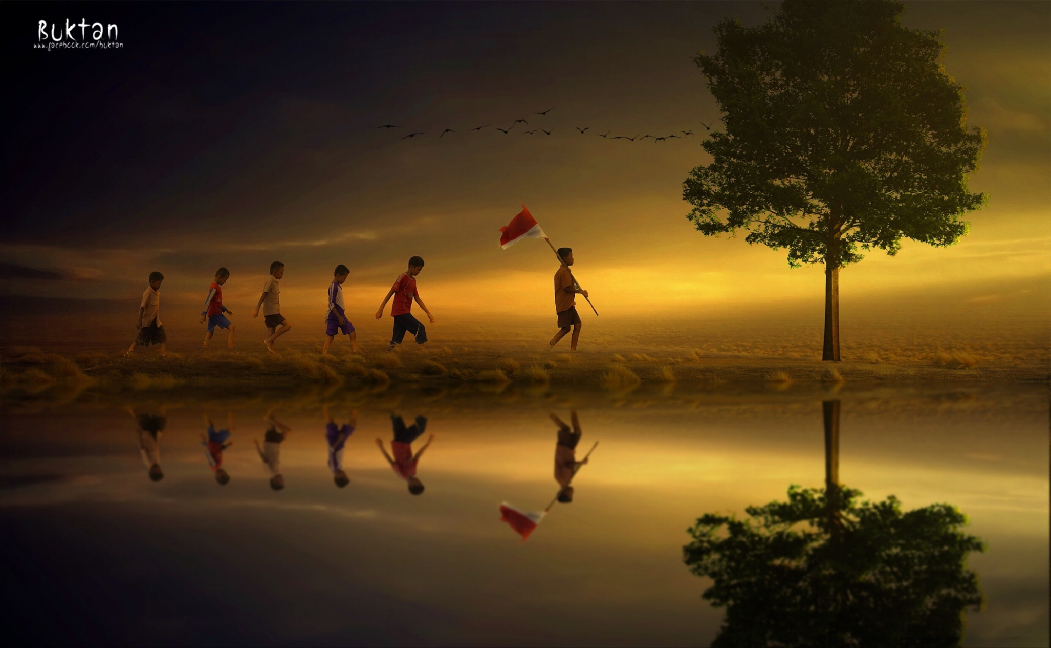 Untitled by Buktan Hummen