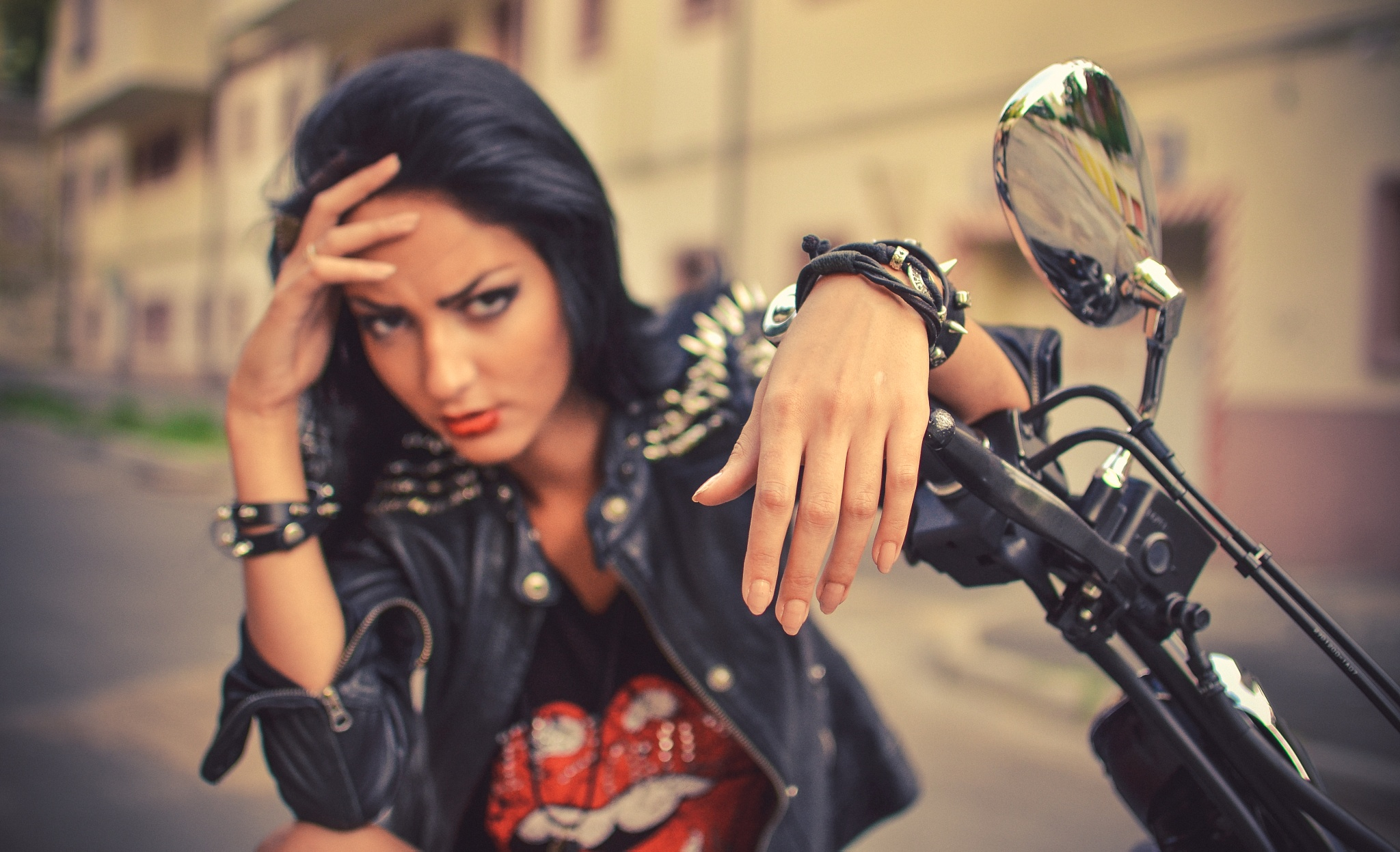 Rock Girl by Mase Daniel