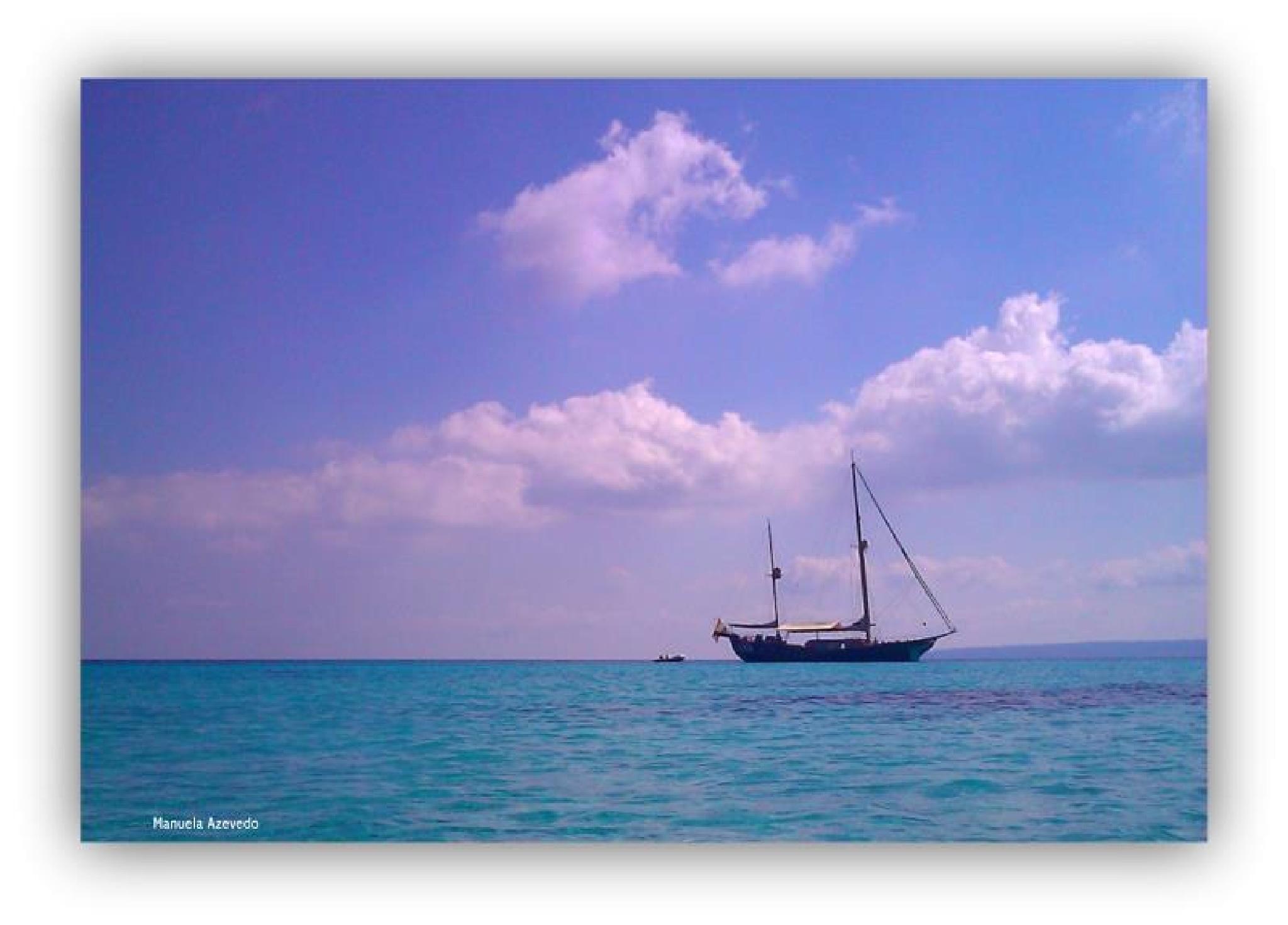 Sea of tranquility by Manuela Azevedo