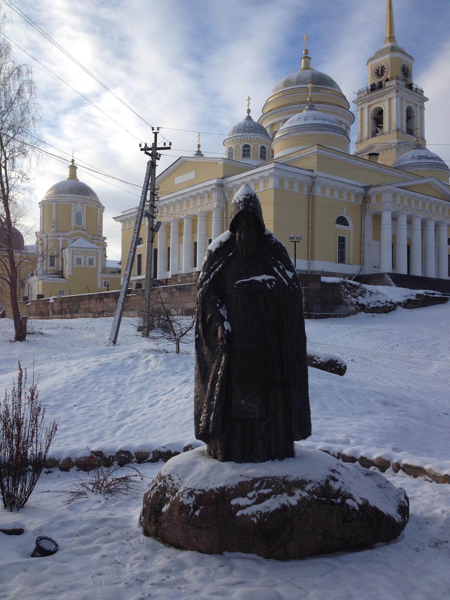 Nilo-Stolobensky Monastery.22 by Bobbyus