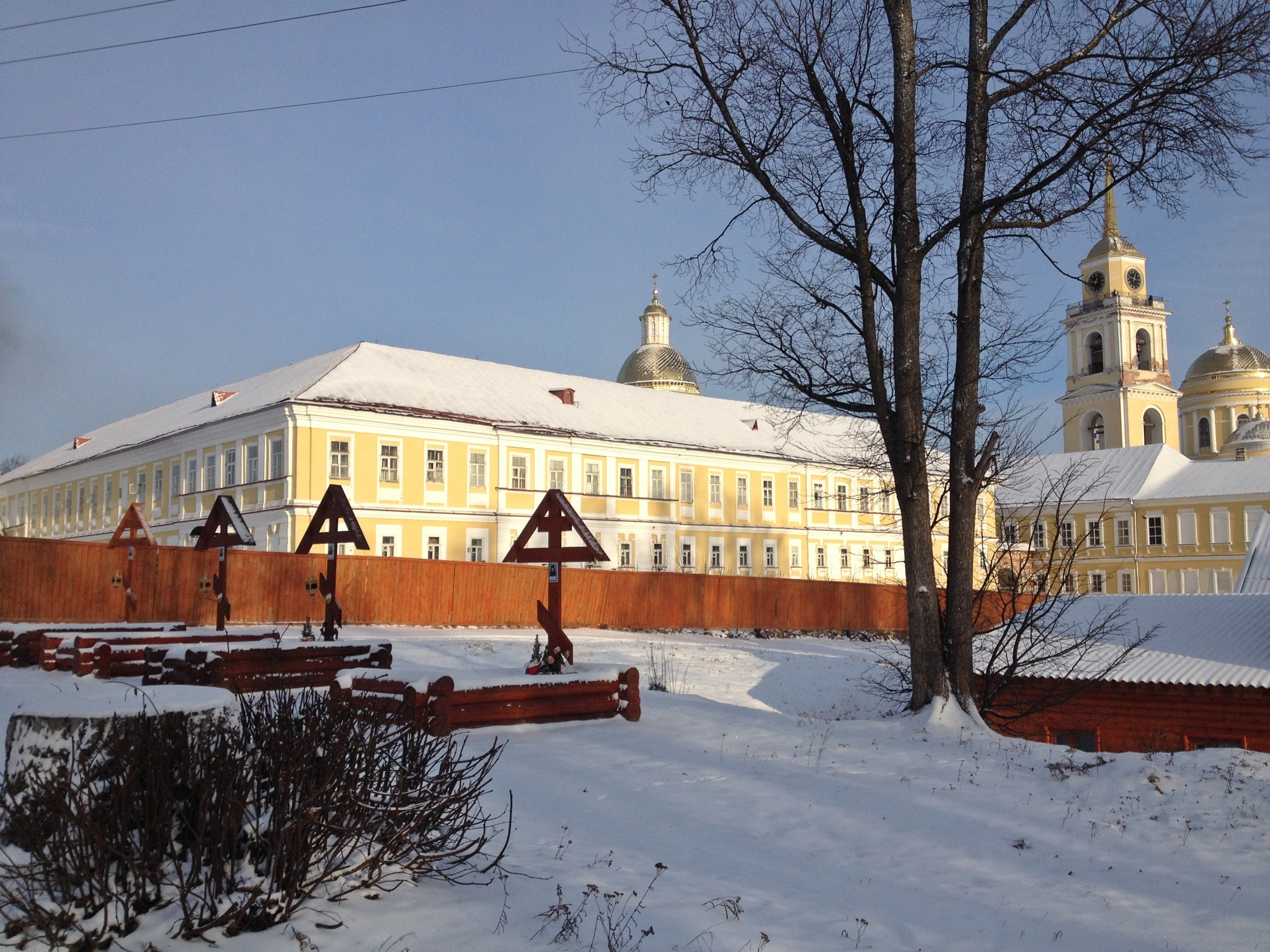 Nilo-Stolobensky Monastery.33 by Bobbyus