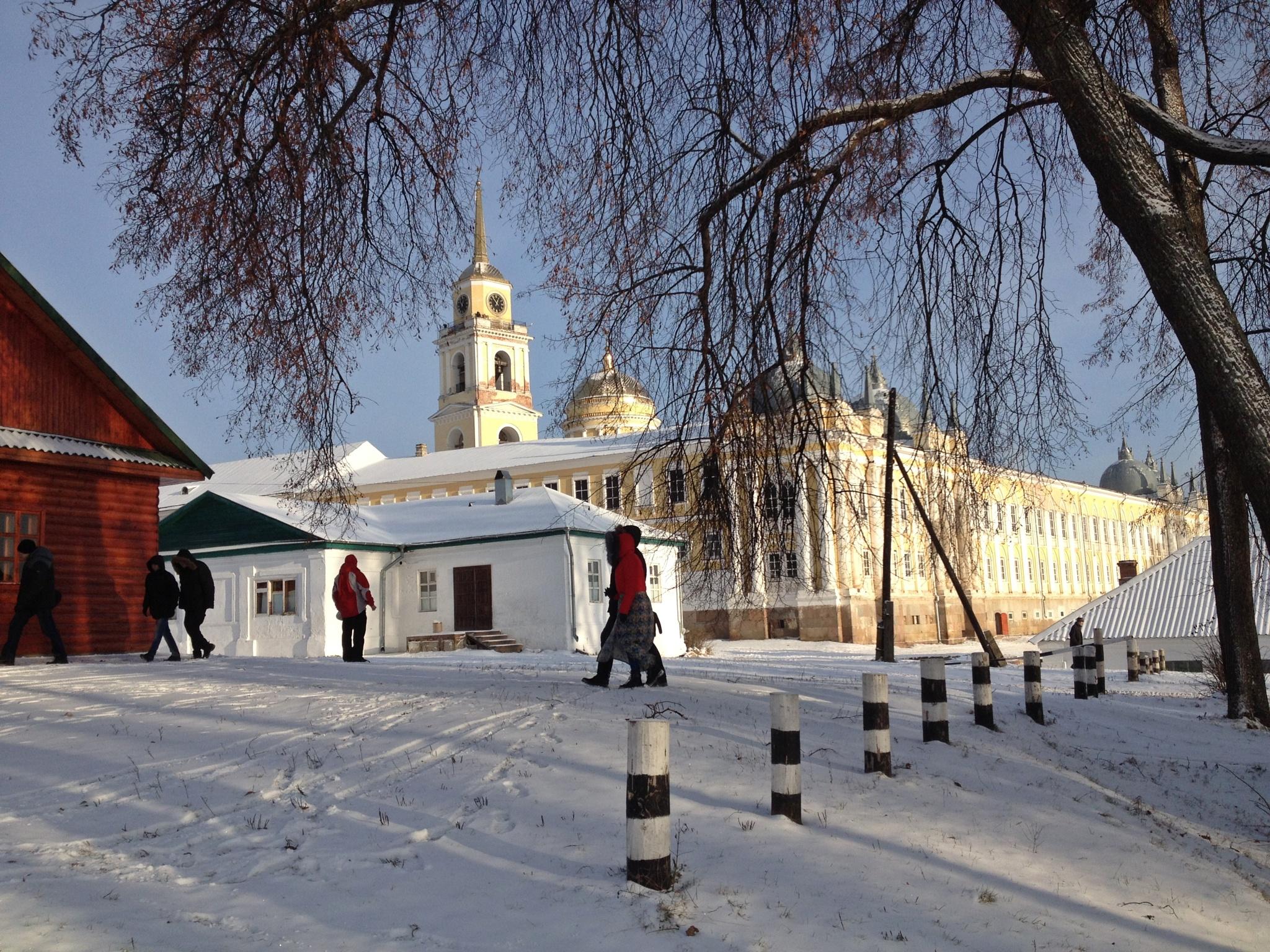 Nilo-Stolobensky Monastery.39 by Bobbyus