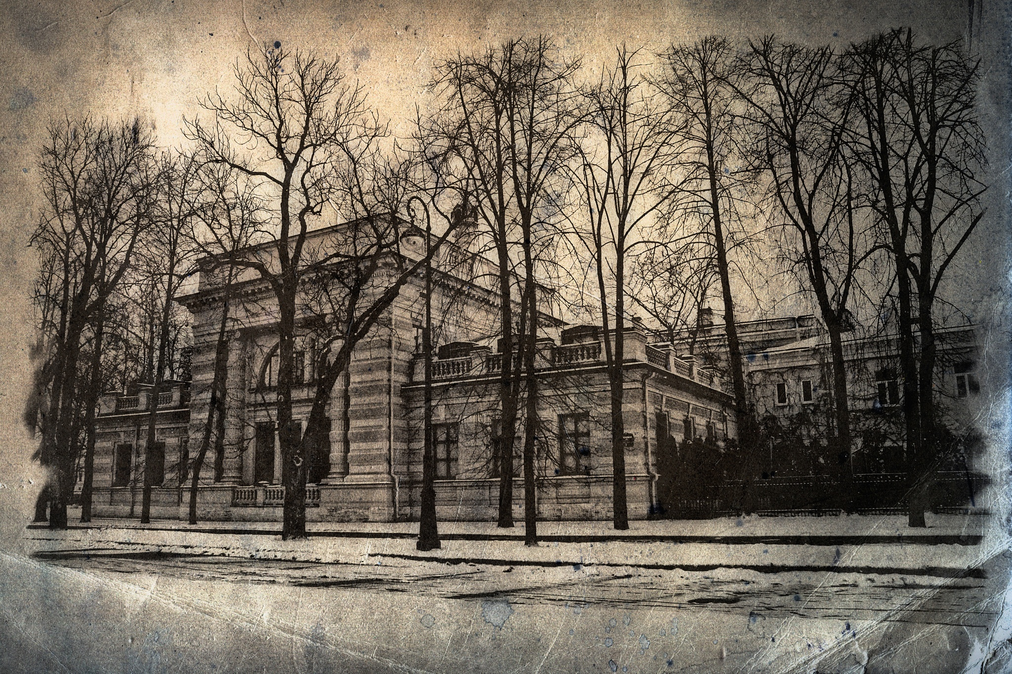 Walk around the Mikhailovsky Castle.26 by Bobbyus