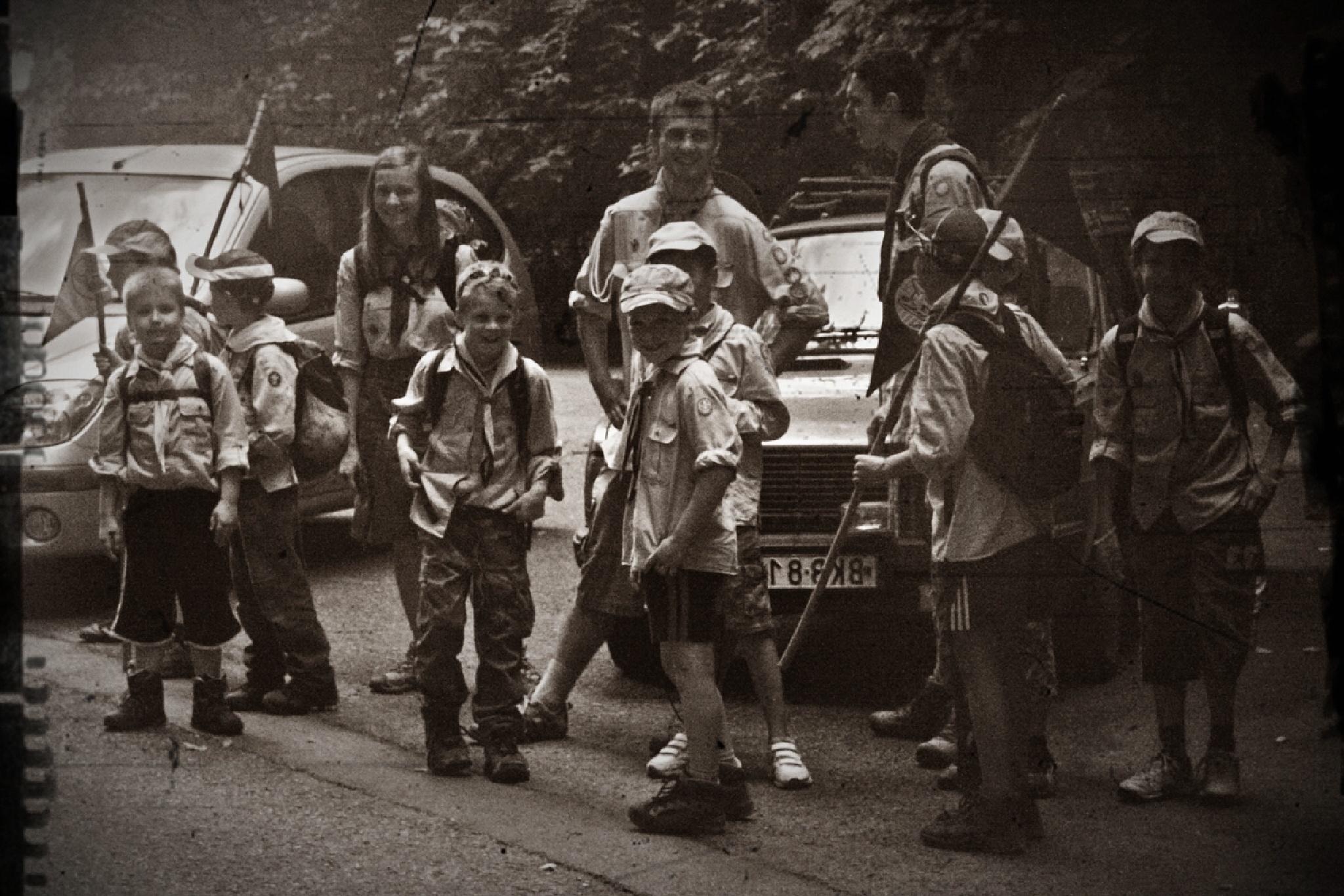 Detachment of scouts by Bobbyus