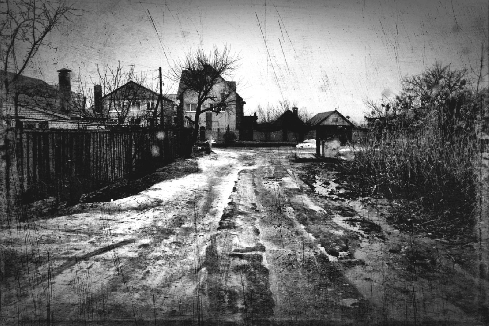 season of bad roads by Bobbyus