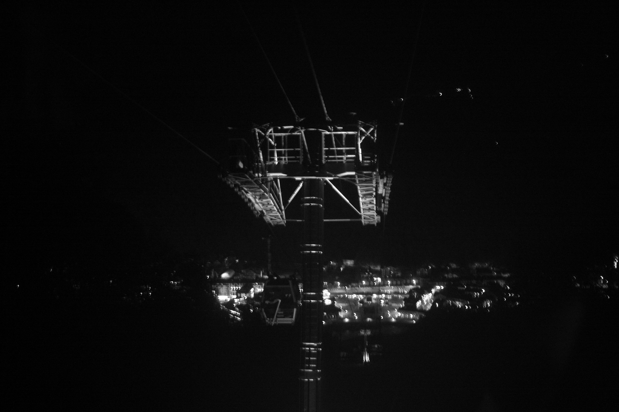 Night cable car.19 by Bobbyus