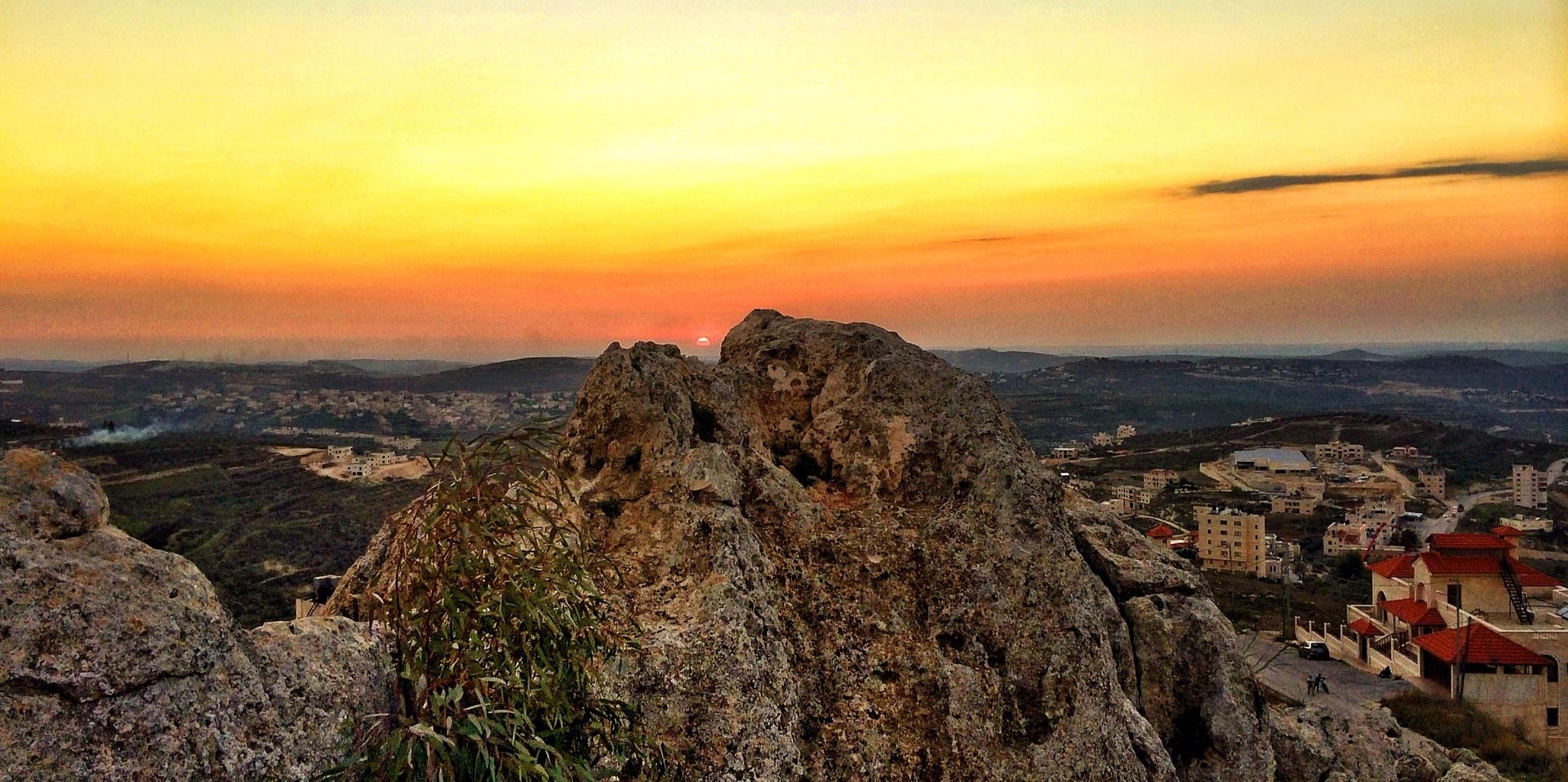 Sunrise by Hani_Yousef