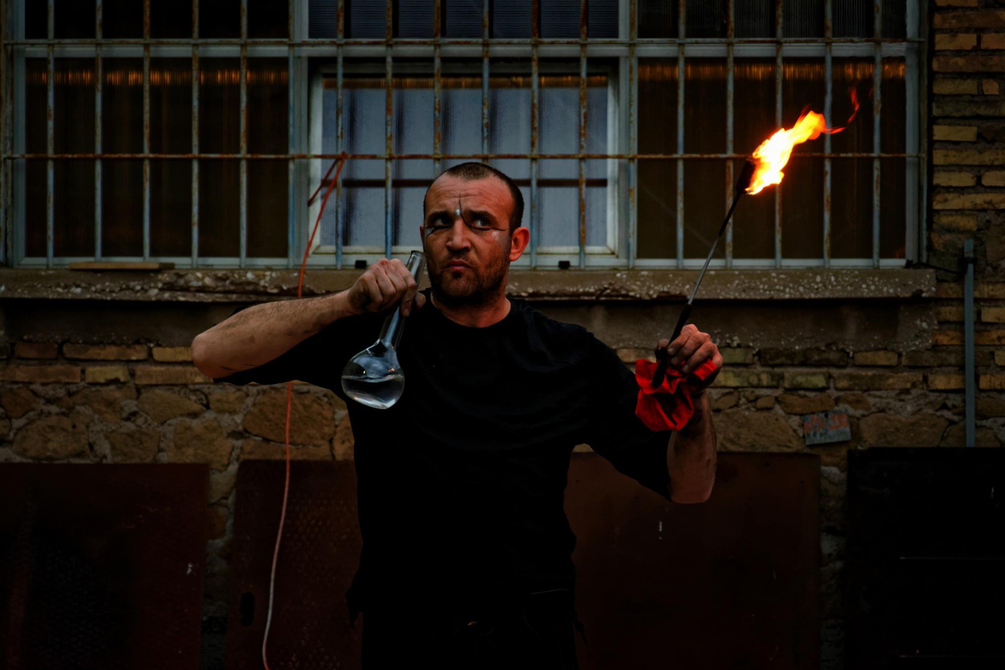 Lucignolo Fire Session 4 by Roberto Scordino