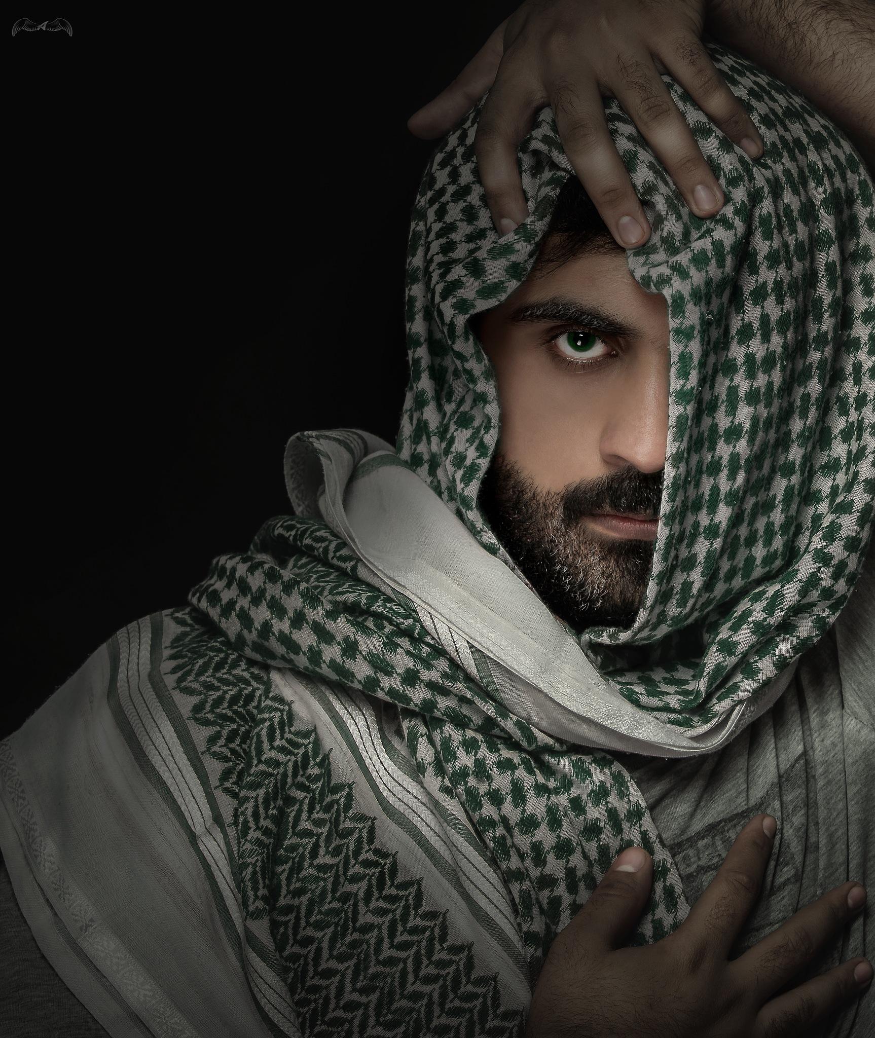 face of death by Ahmed AL-karadi