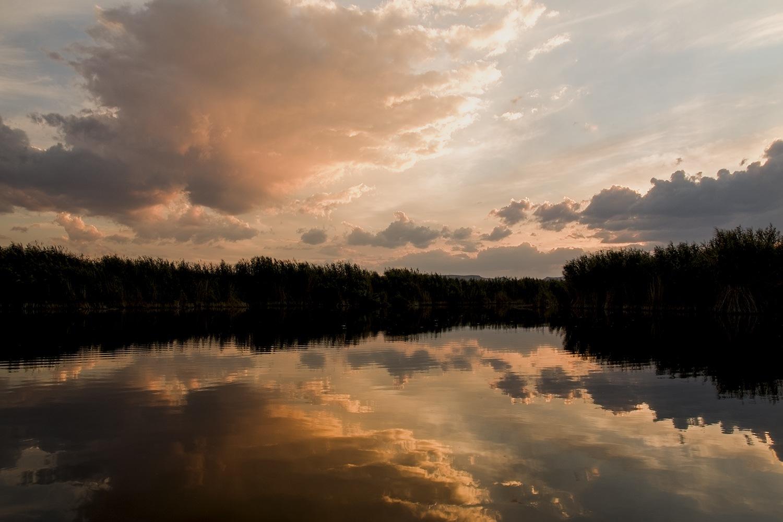 Sunset by NAMIK KEMAL KORTAN