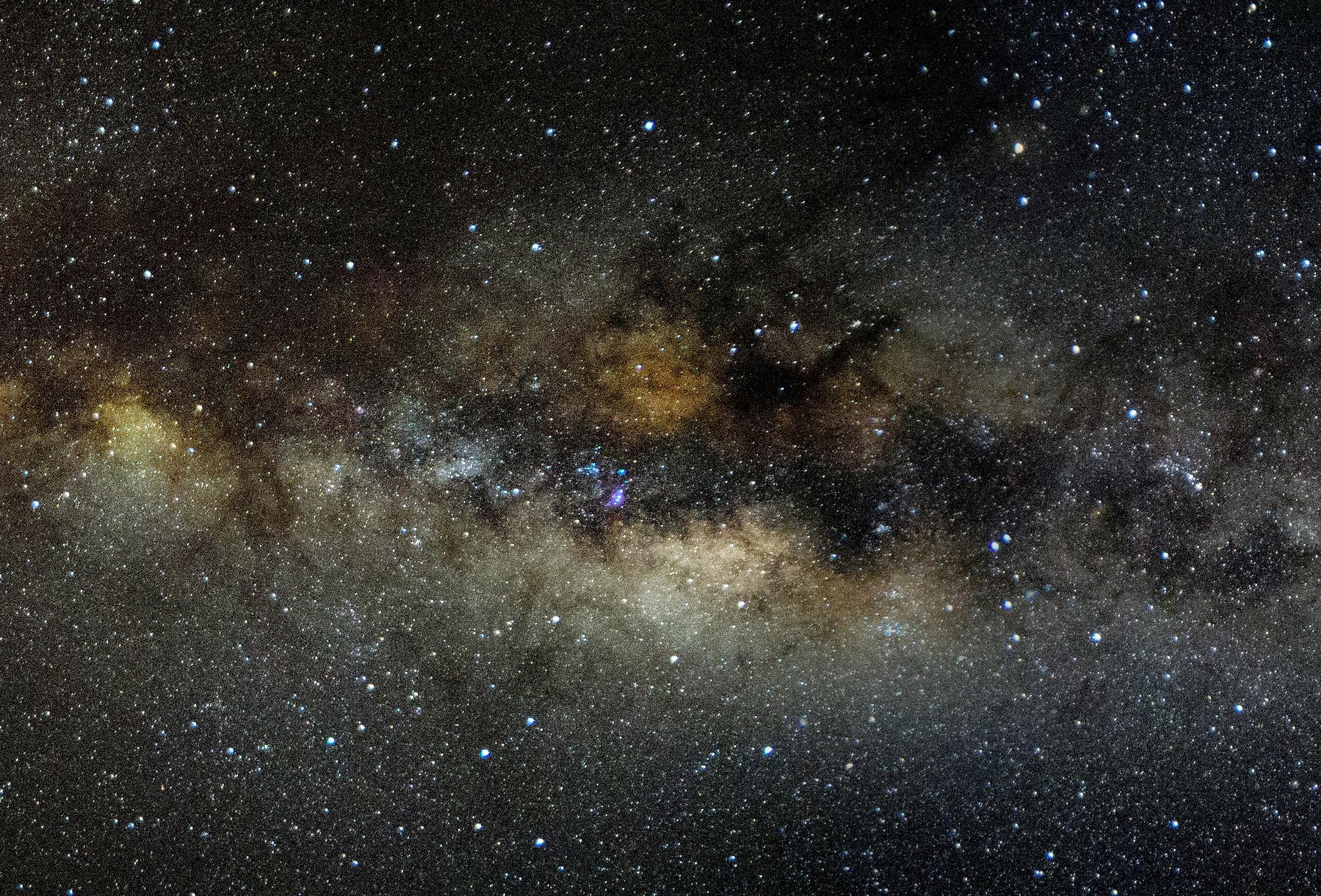 Milky Way by Graham Levi