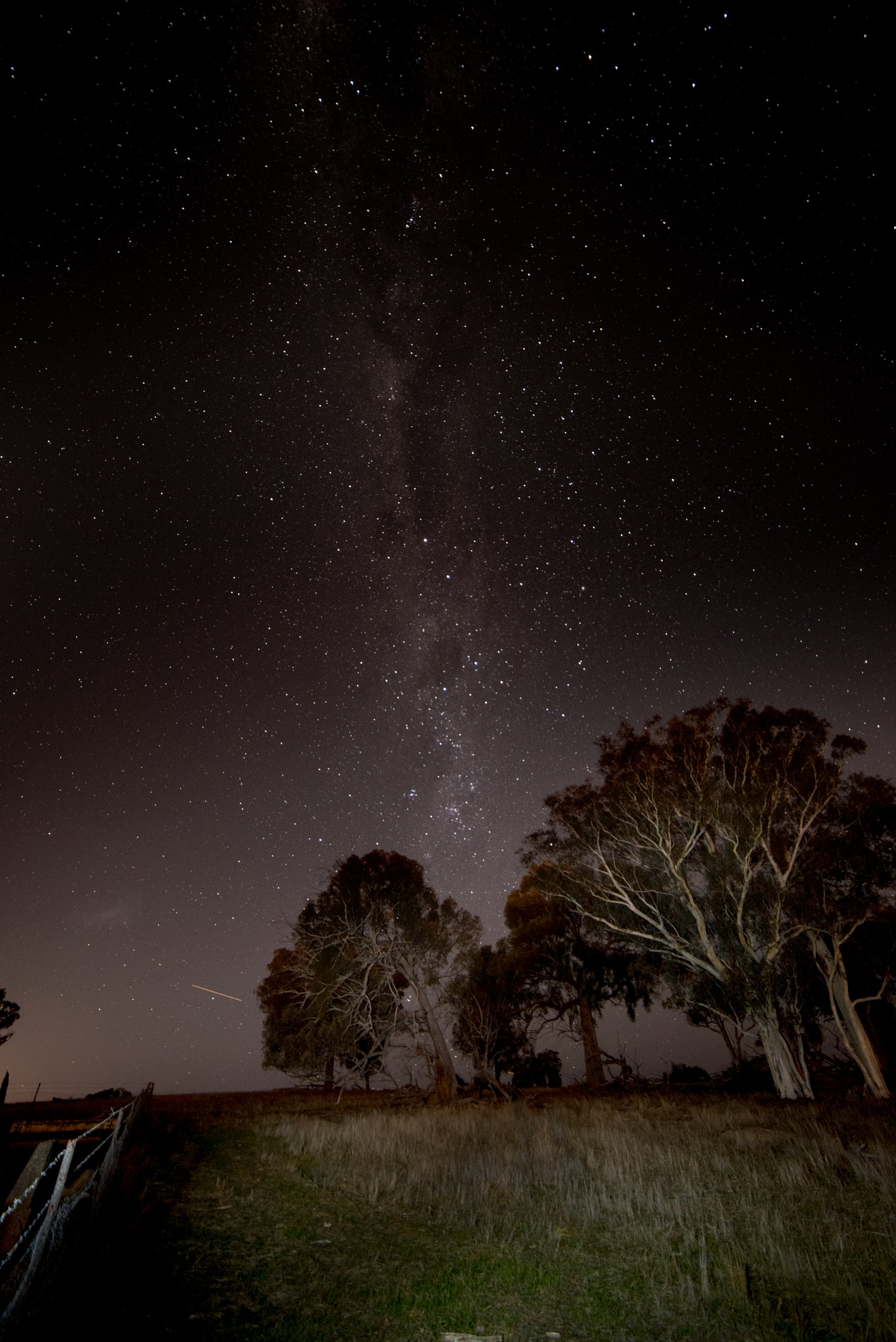 Farm and Stars Australia by Graham Levi
