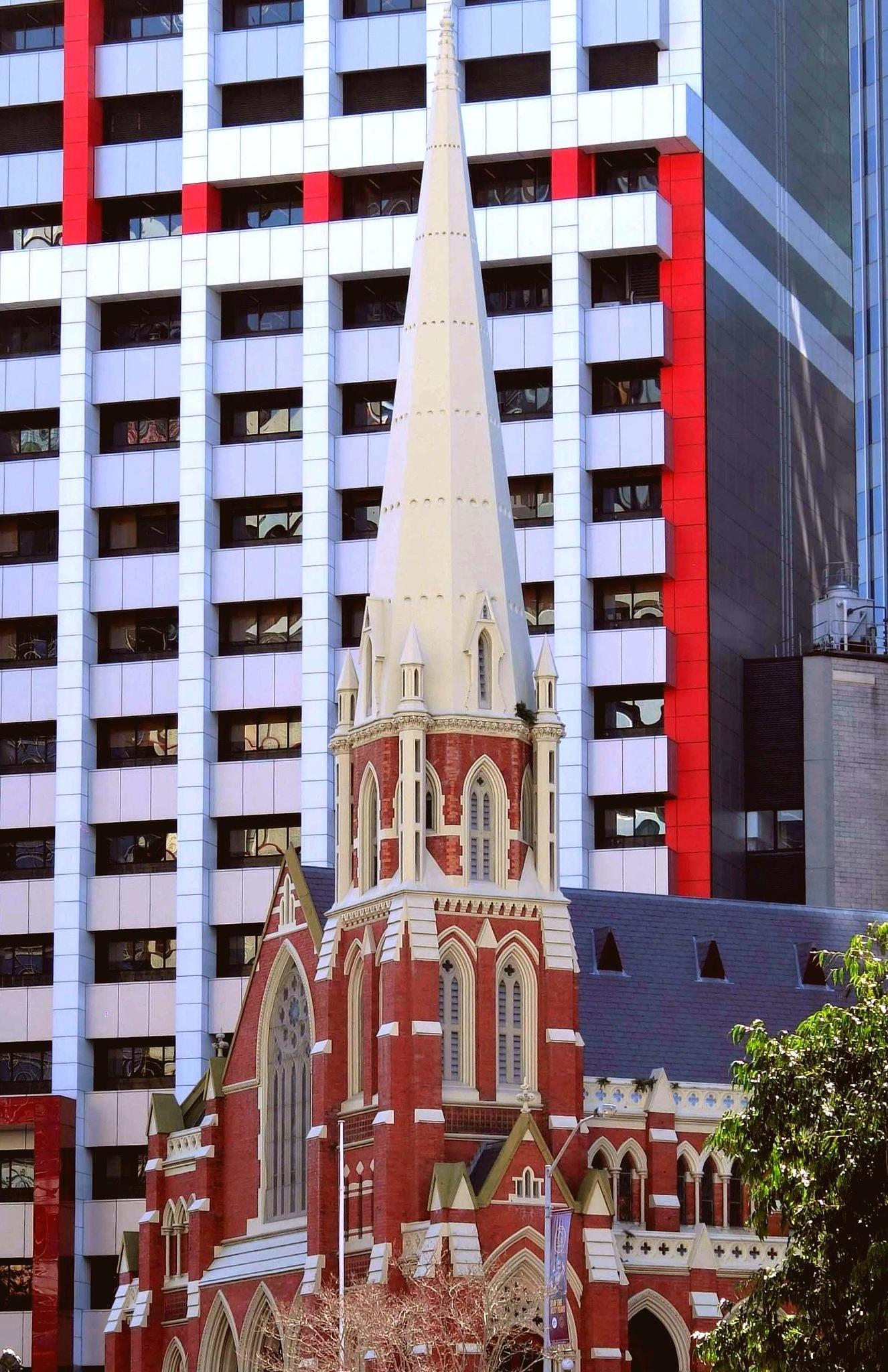 Brisbane city buildings-4 by pop88123