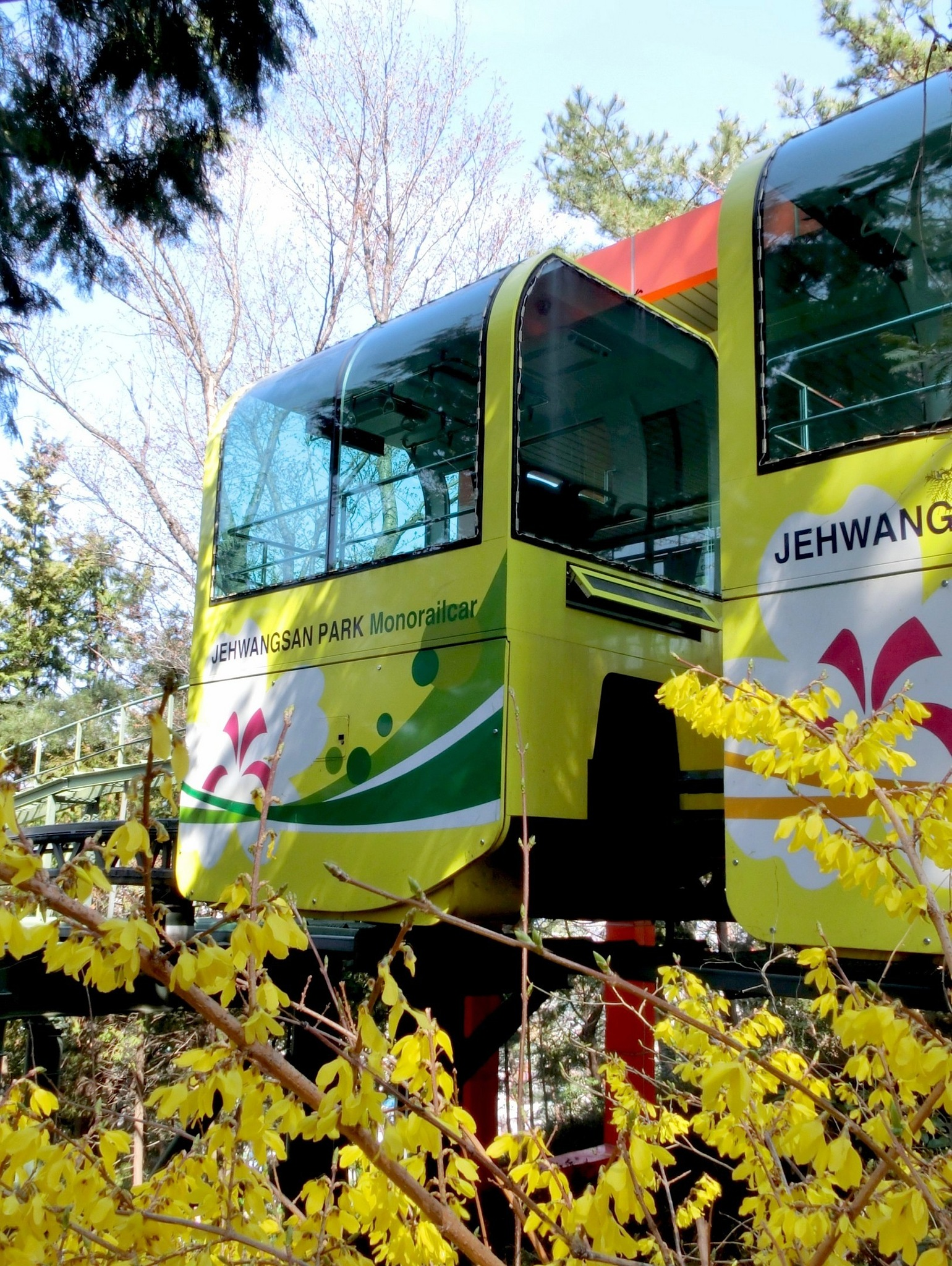 Jehwangsan cable car-2 by pop88123