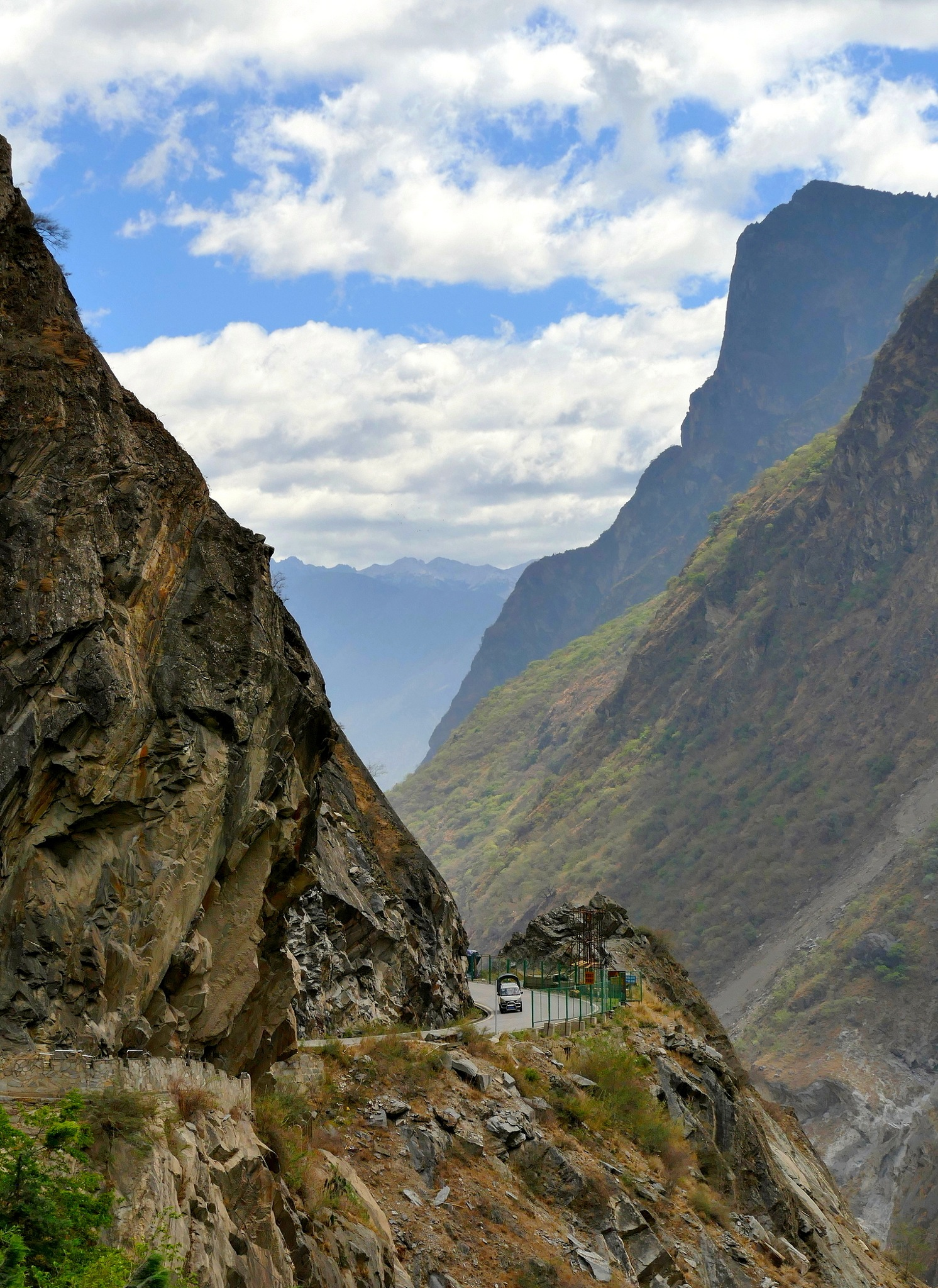 Tiger Leaping Gorge-1 by pop88123
