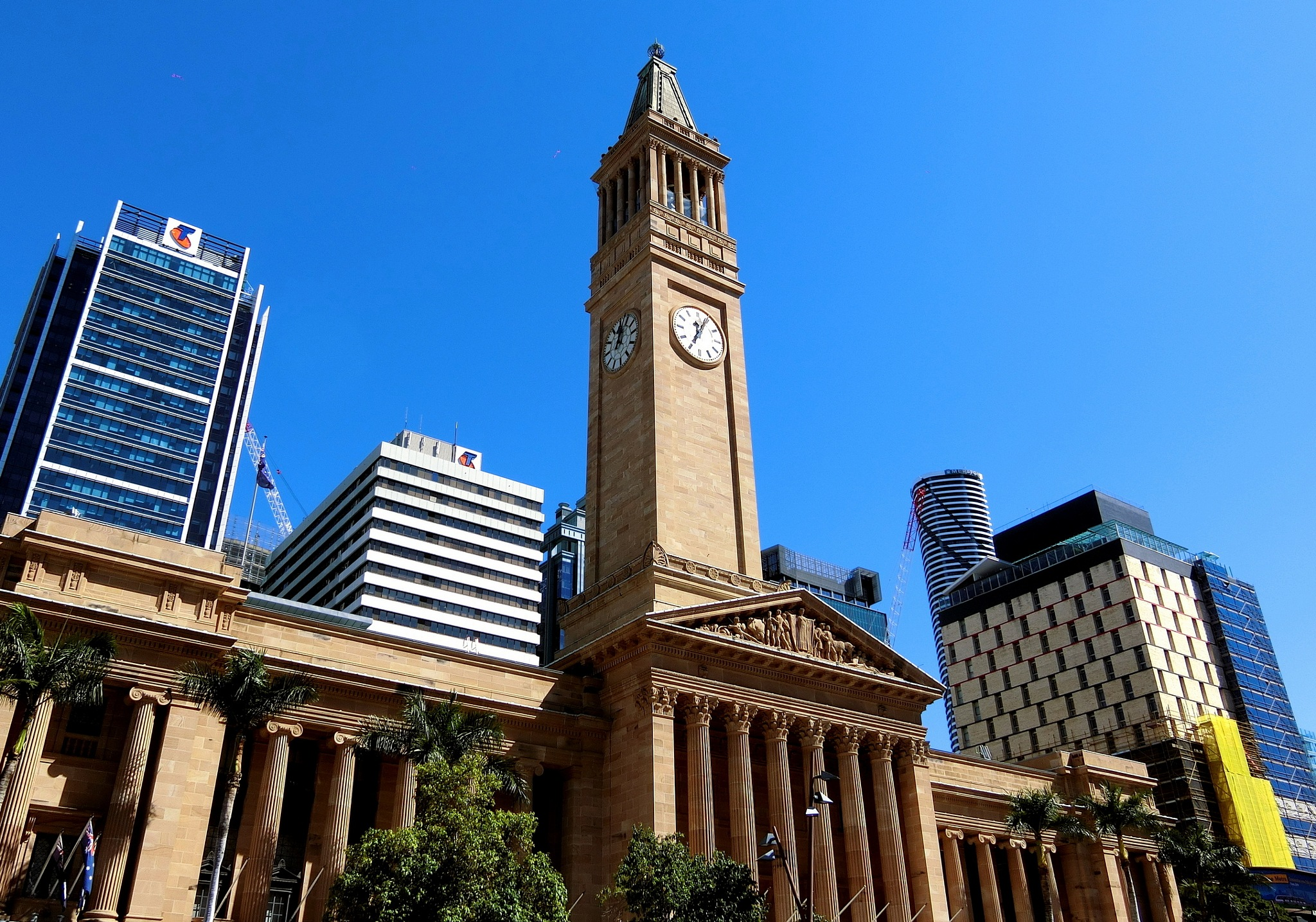 Brisbane city buildings-3 by pop88123