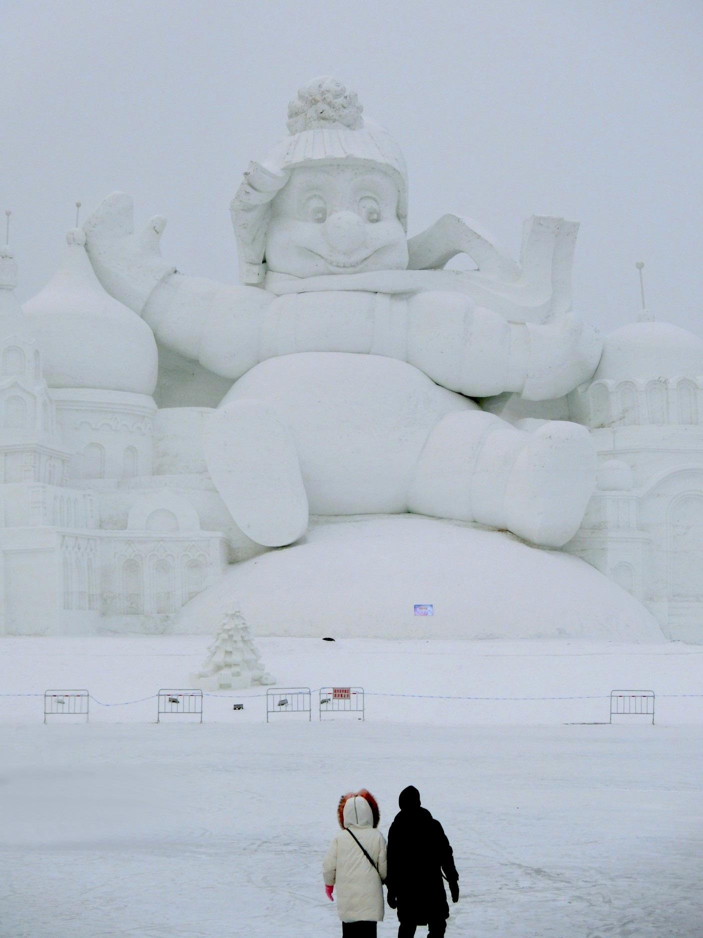 Ice Sculpture Festival, Harbin-5 by pop88123