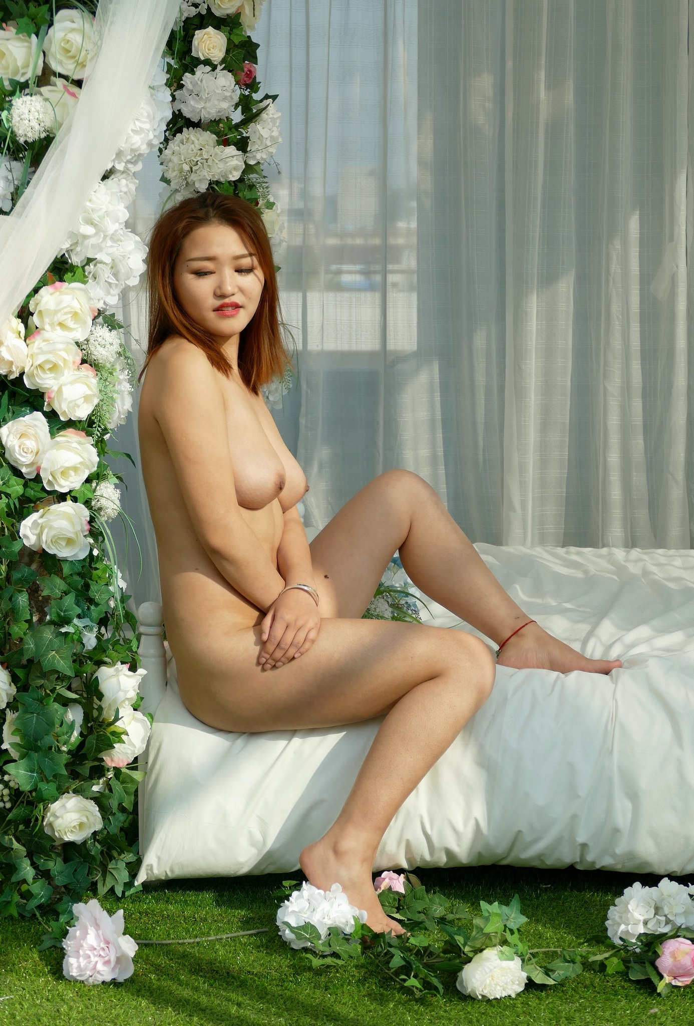 By the bed by pop88123
