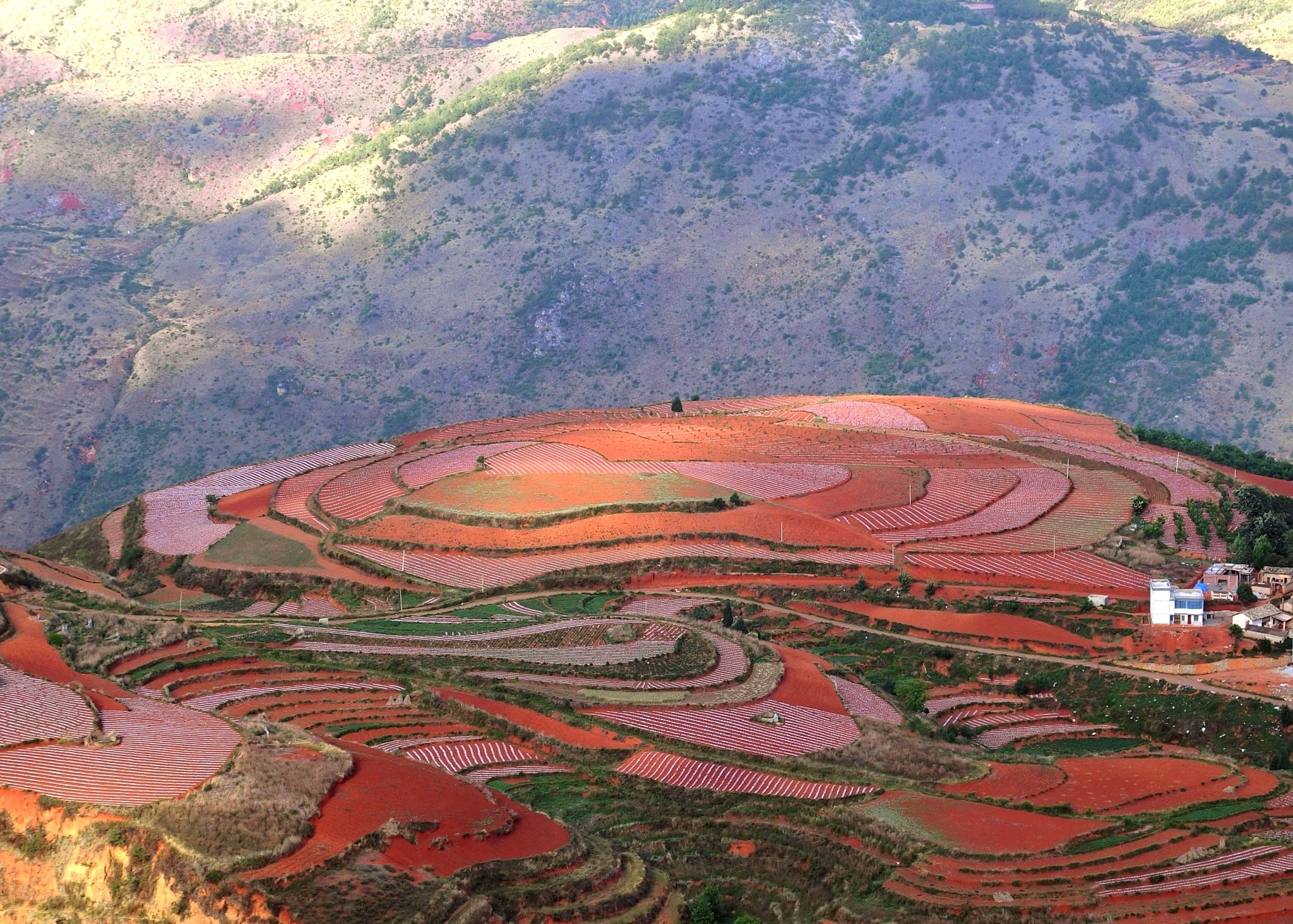 Dongchuan Red Land-5 by pop88123