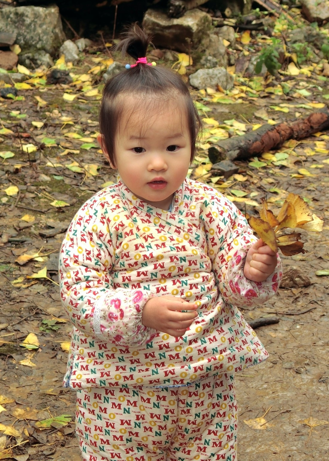 Guilin ginkgo pose-9 by pop88123