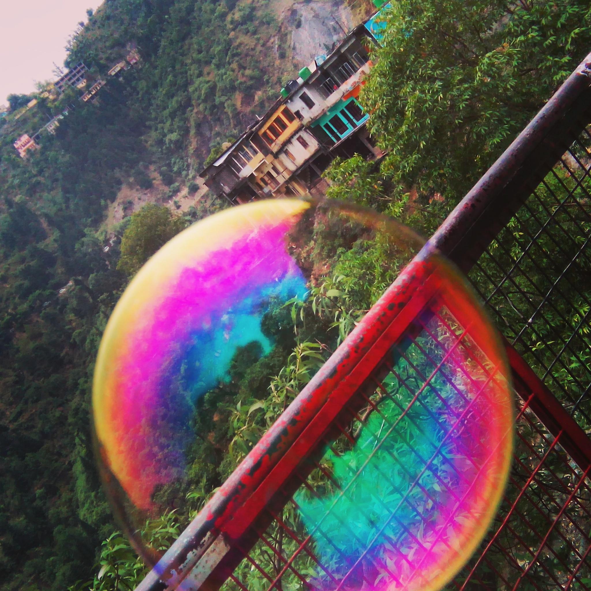 Soap bubble.. by Vinni Kapoor