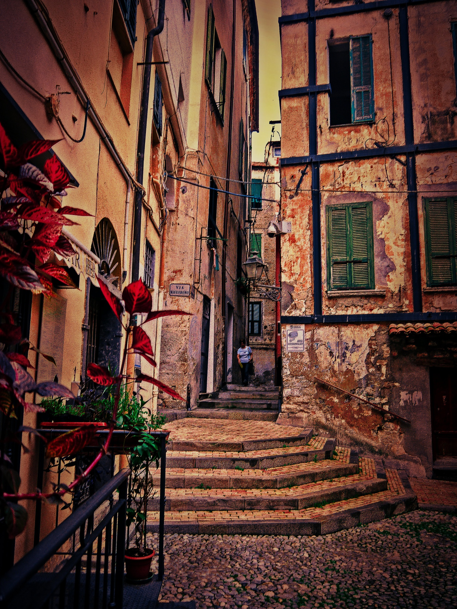 old places by iuliacordeanu
