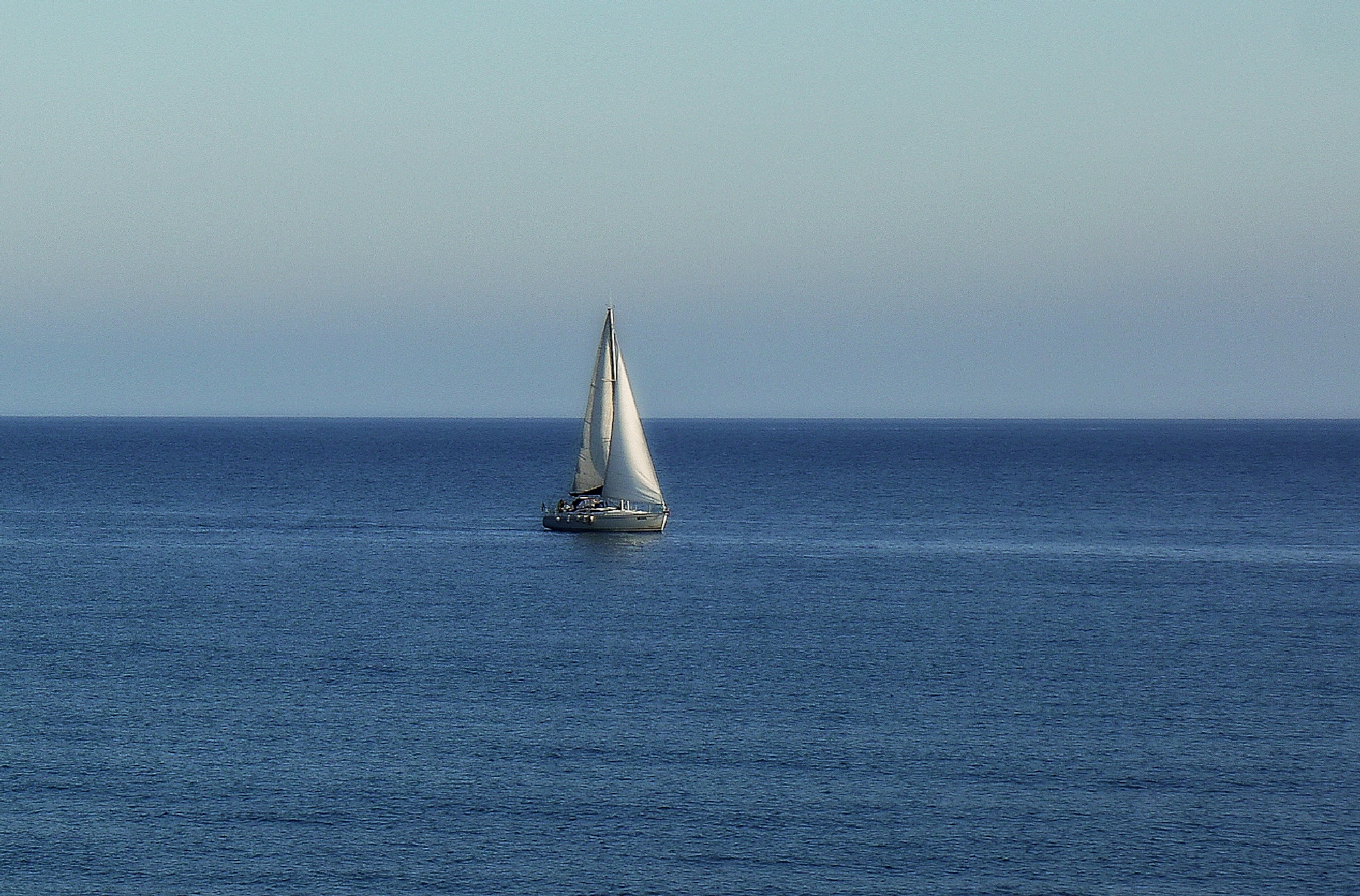 at sea by iuliacordeanu
