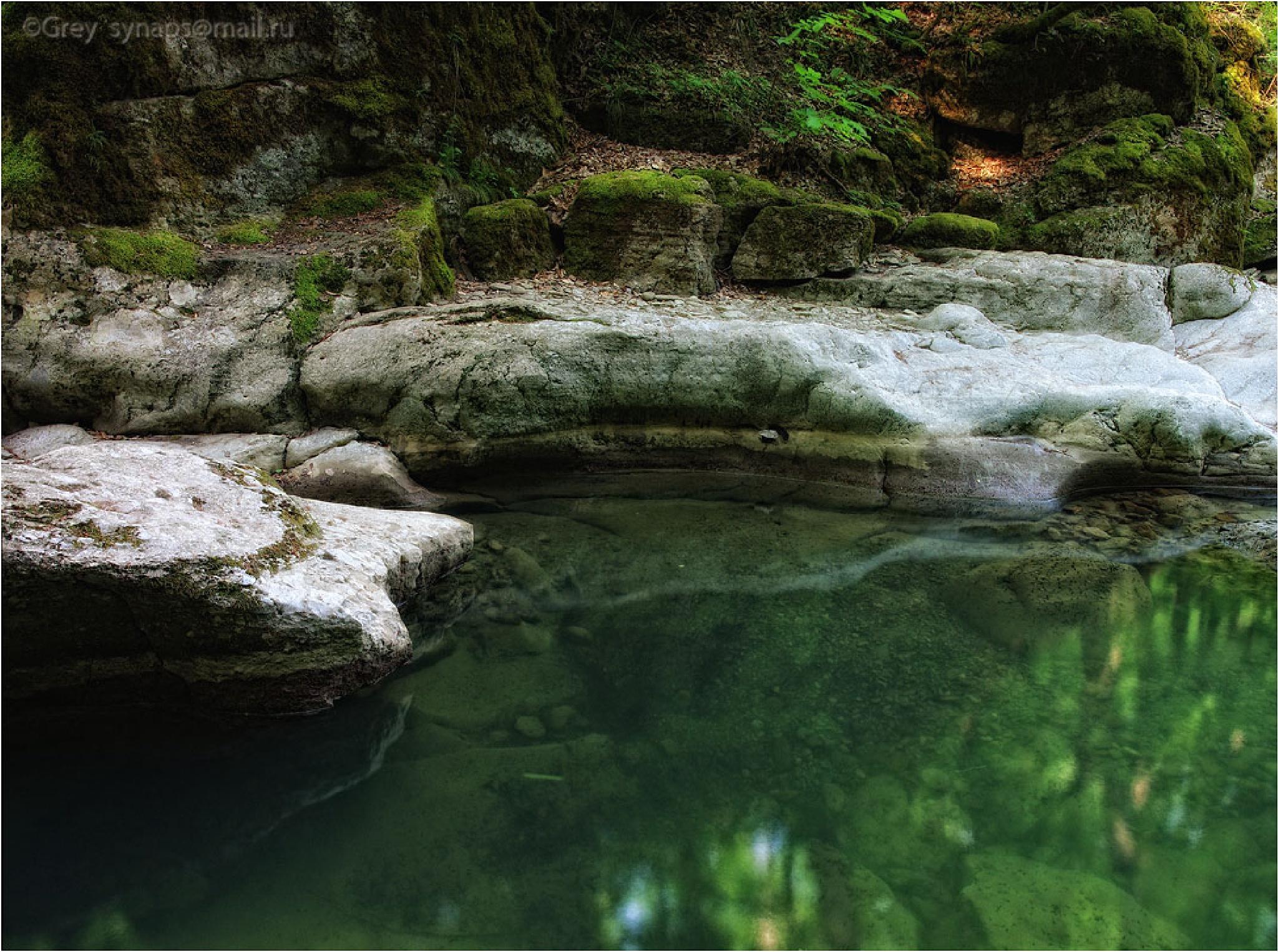The forgotten stream-3 by Sergey Pavlov