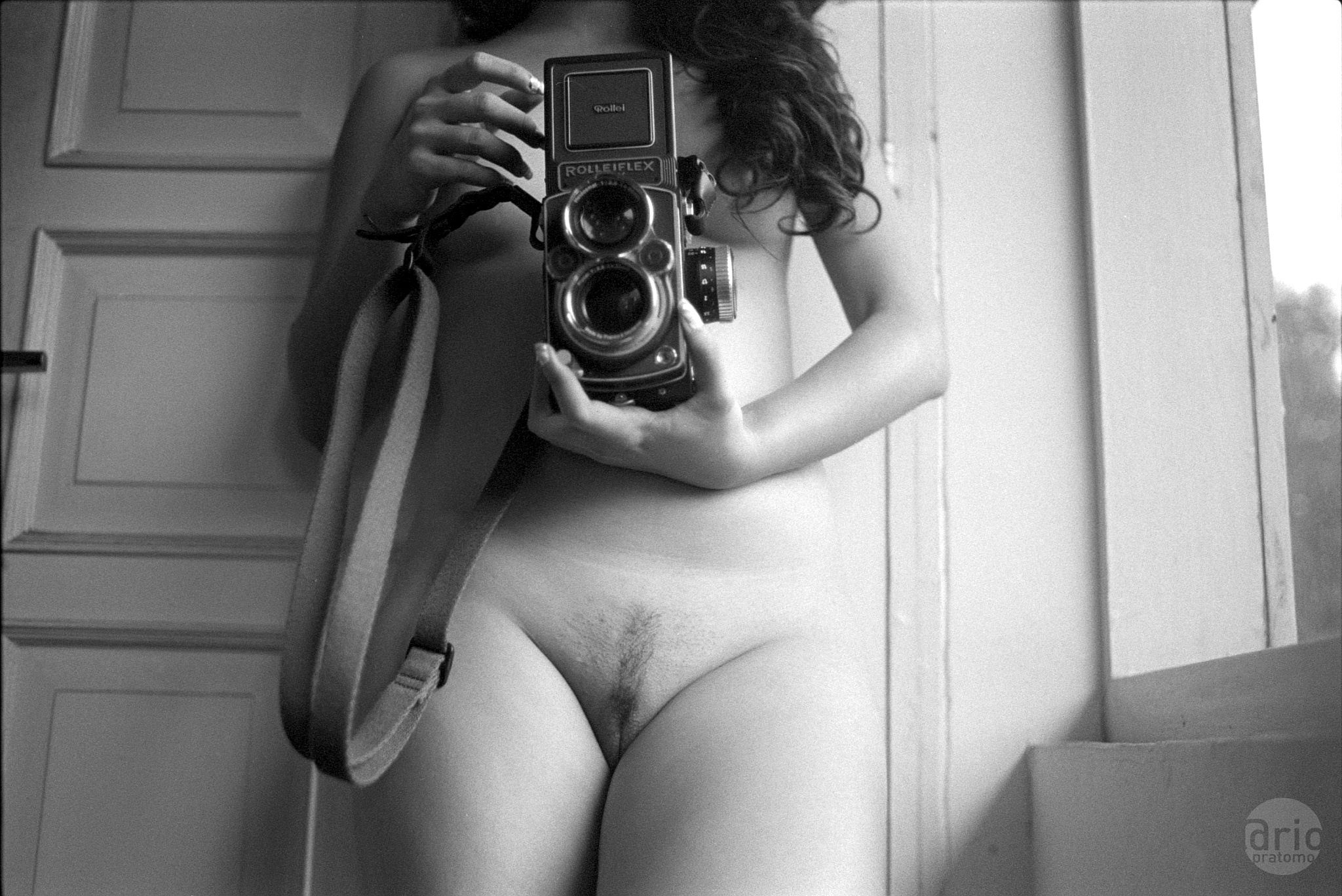 a Rolleiflex by ariodeh
